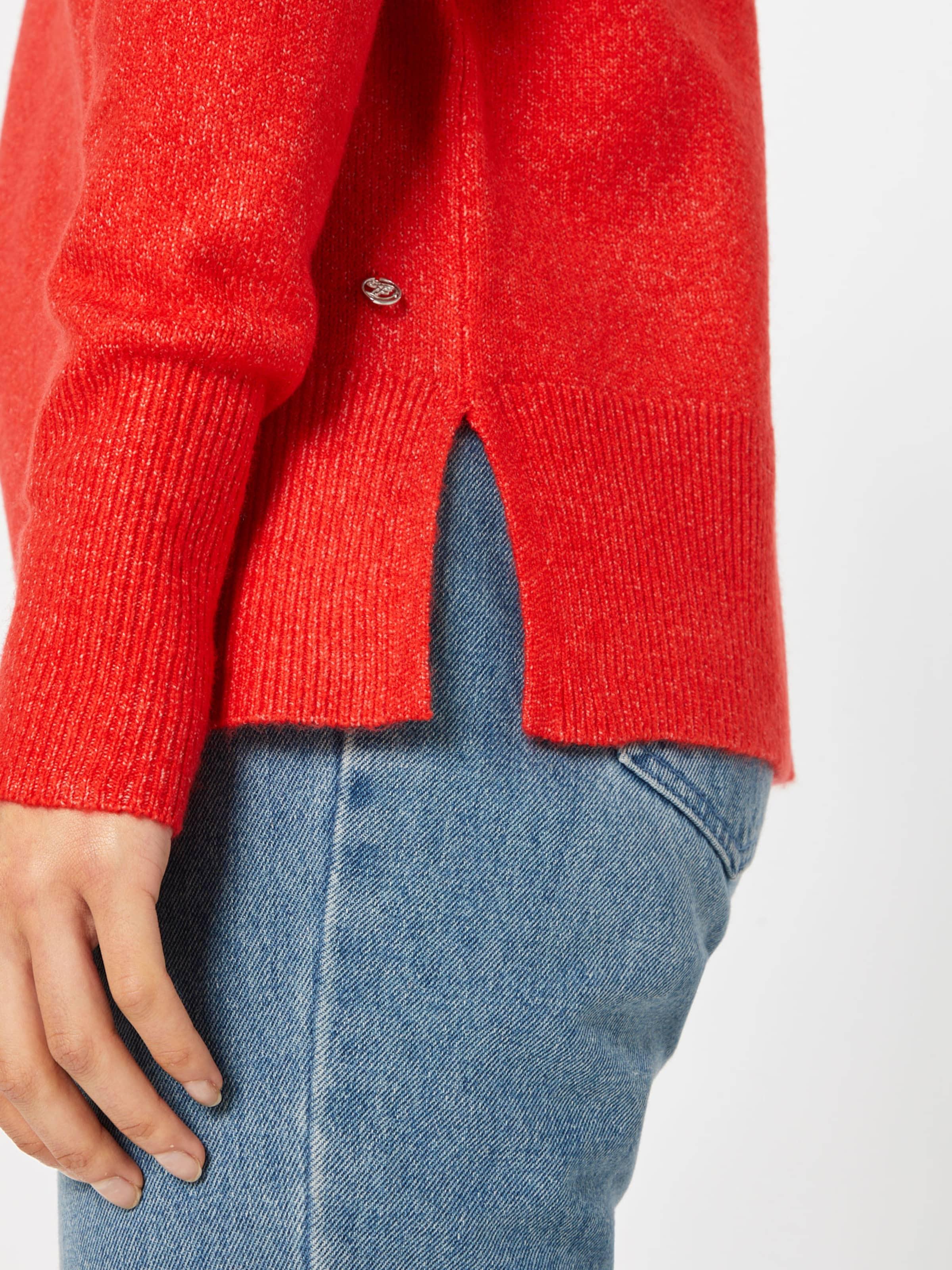 In Rot Pullover Tom Tailor Denim VpUSzM