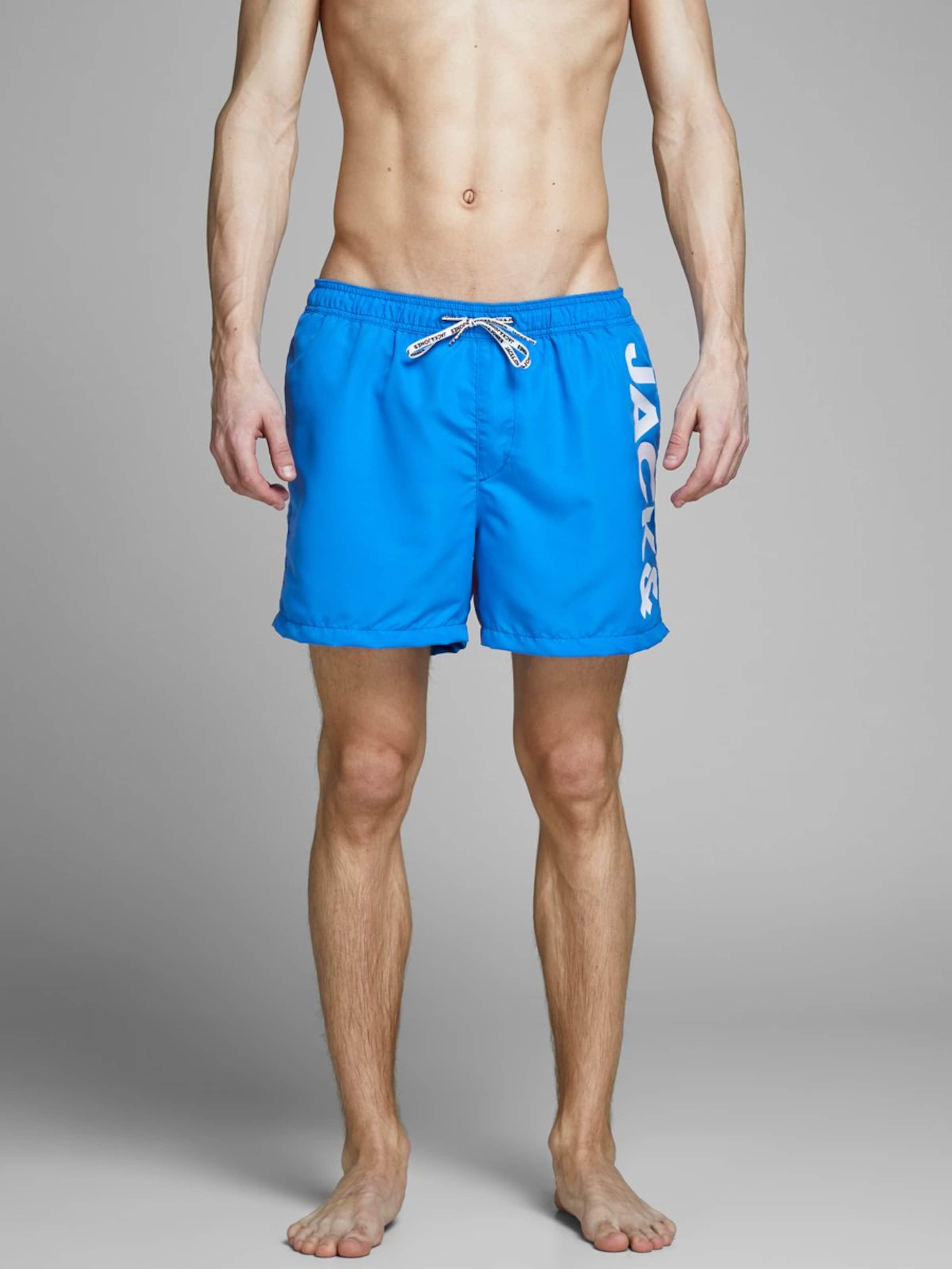 Shorts De Bain Jackamp; Bleu CielBlanc Jones En n0kPX8wZNO