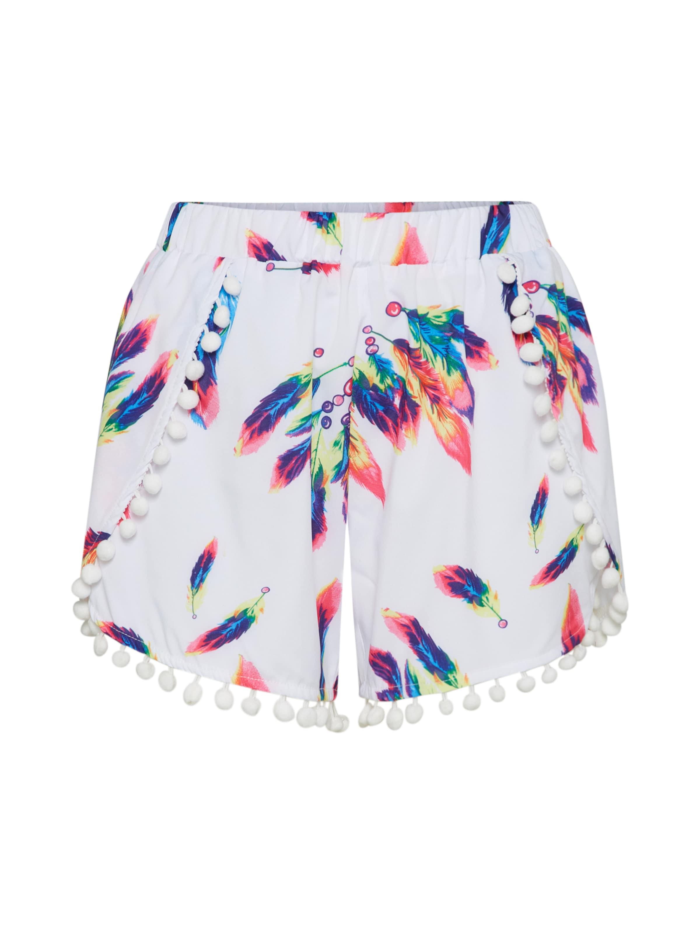 Pantalon Mel D9bhieeyw2 Blanc En Bleuorange Ivy W2E9DHI