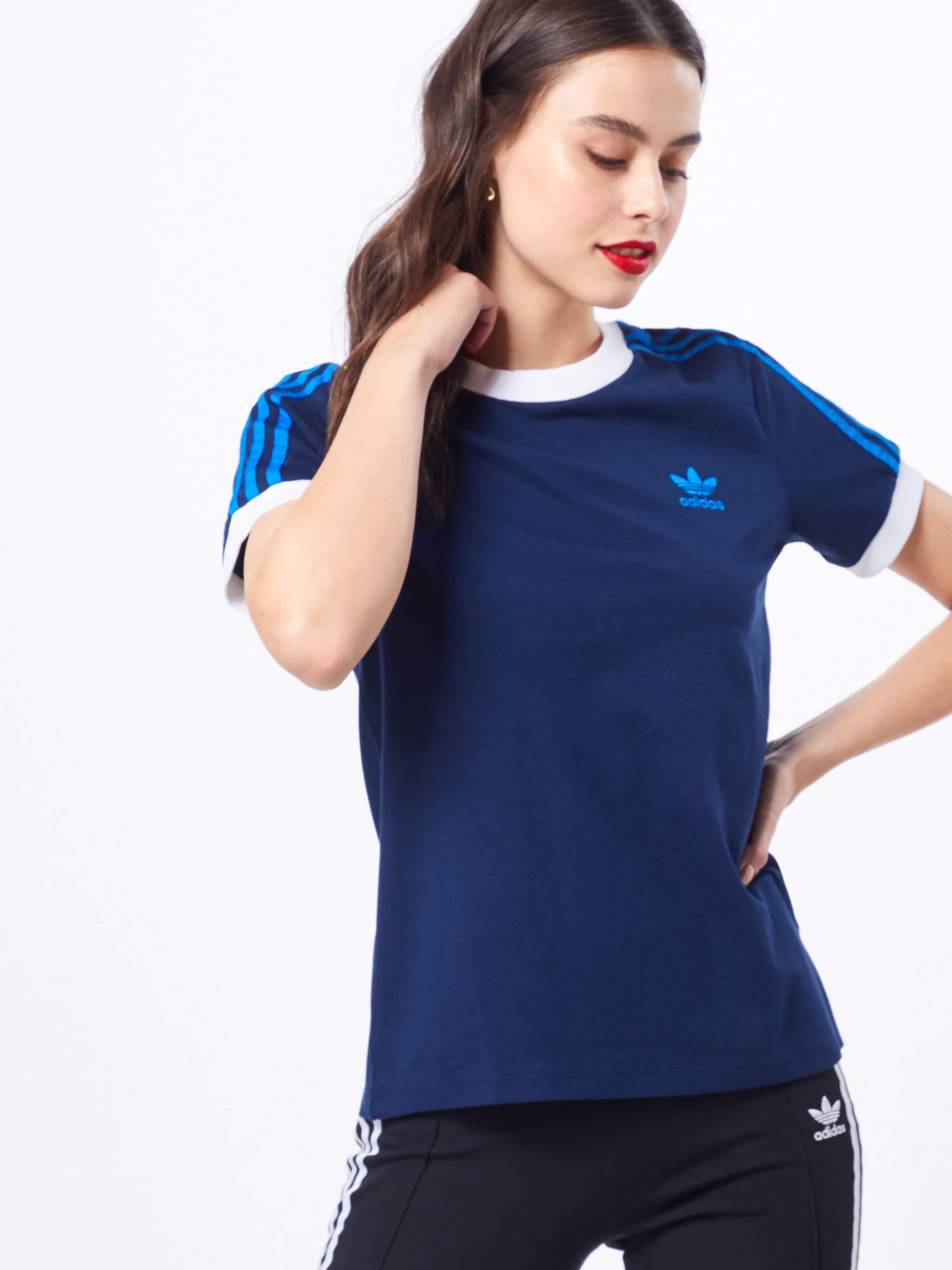Adidas T '3 Tee' Jaune Originals shirt Str En Pastel kXTOPZui