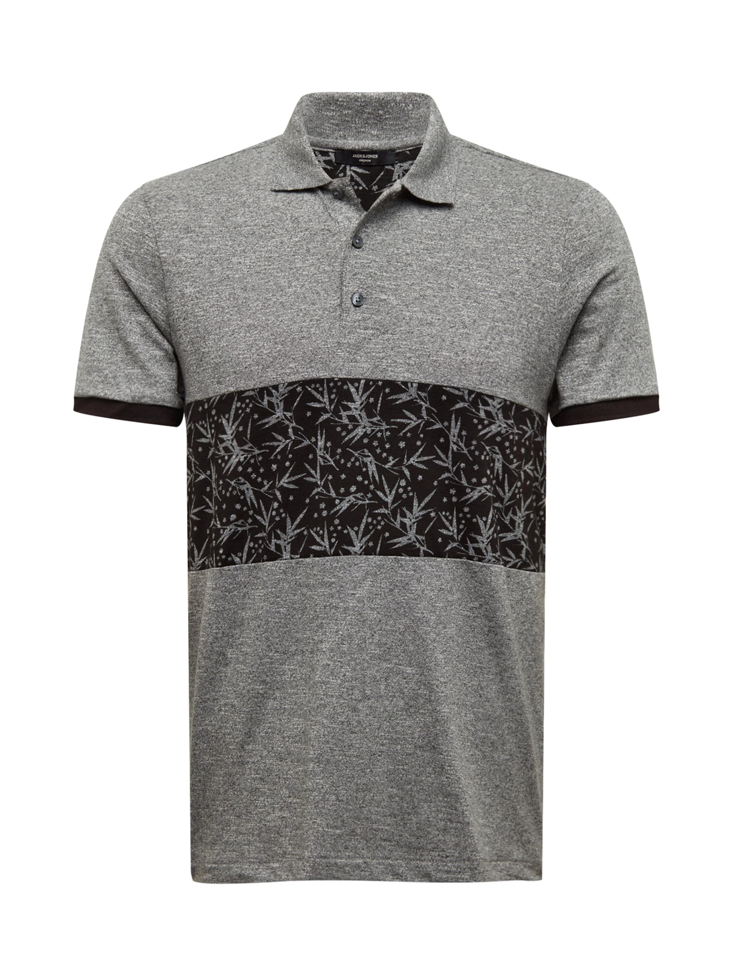 ' En Bla T 'vitus Jones shirt ChinéNoir Jackamp; Gris 2DEIH9