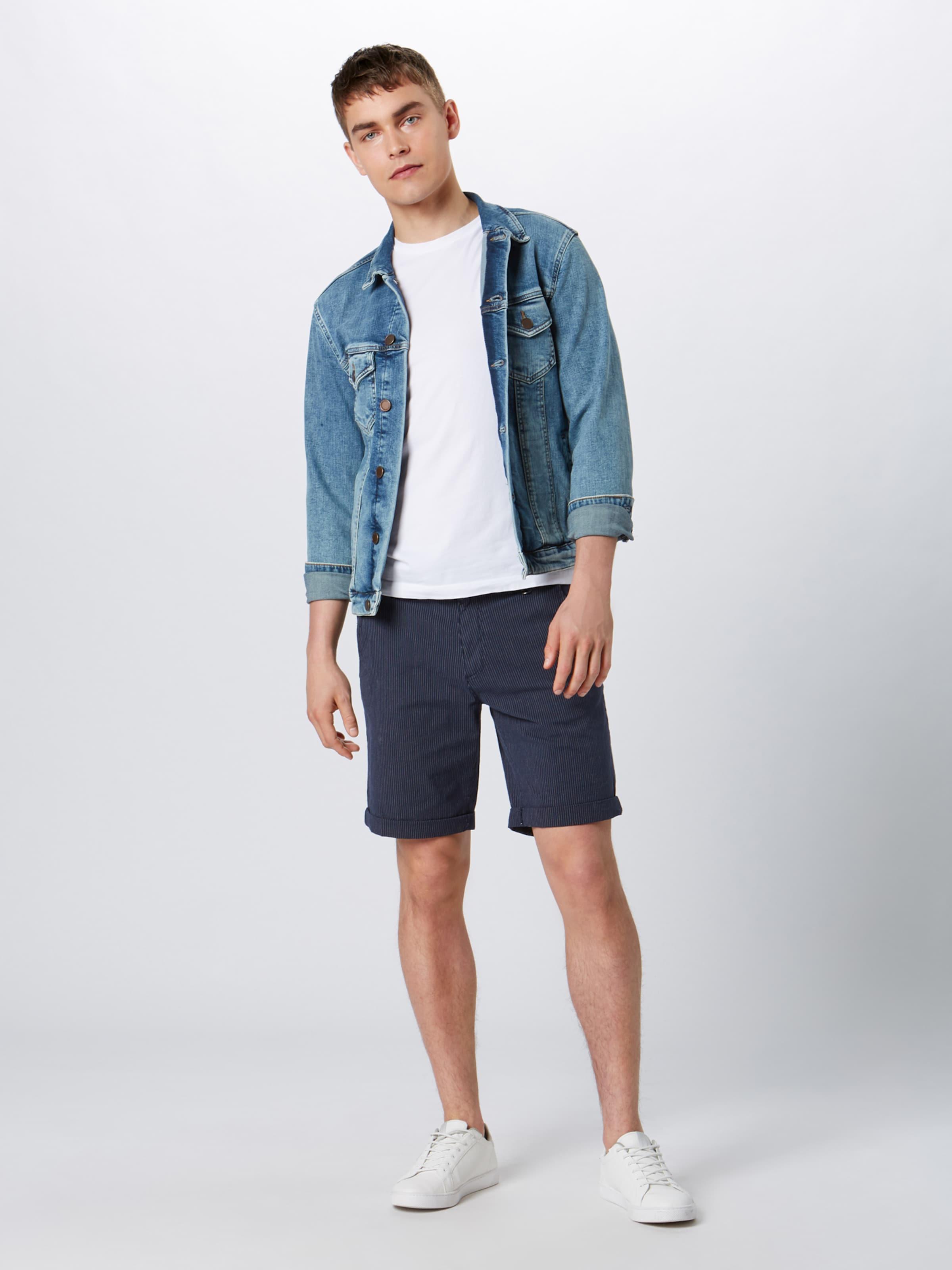 Jones Jackamp; Bleu En Chino Pantalon MarineBlanc byfgY67v