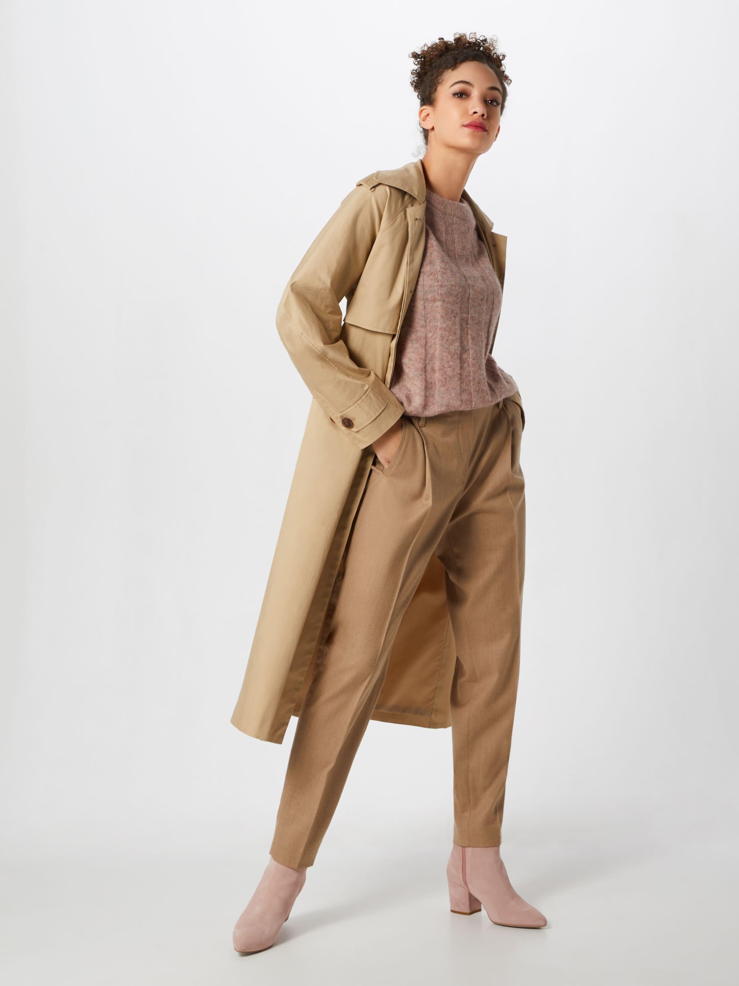 'viasha L Top' Rosa Vila Rib In Pullover Knit s dChQrst