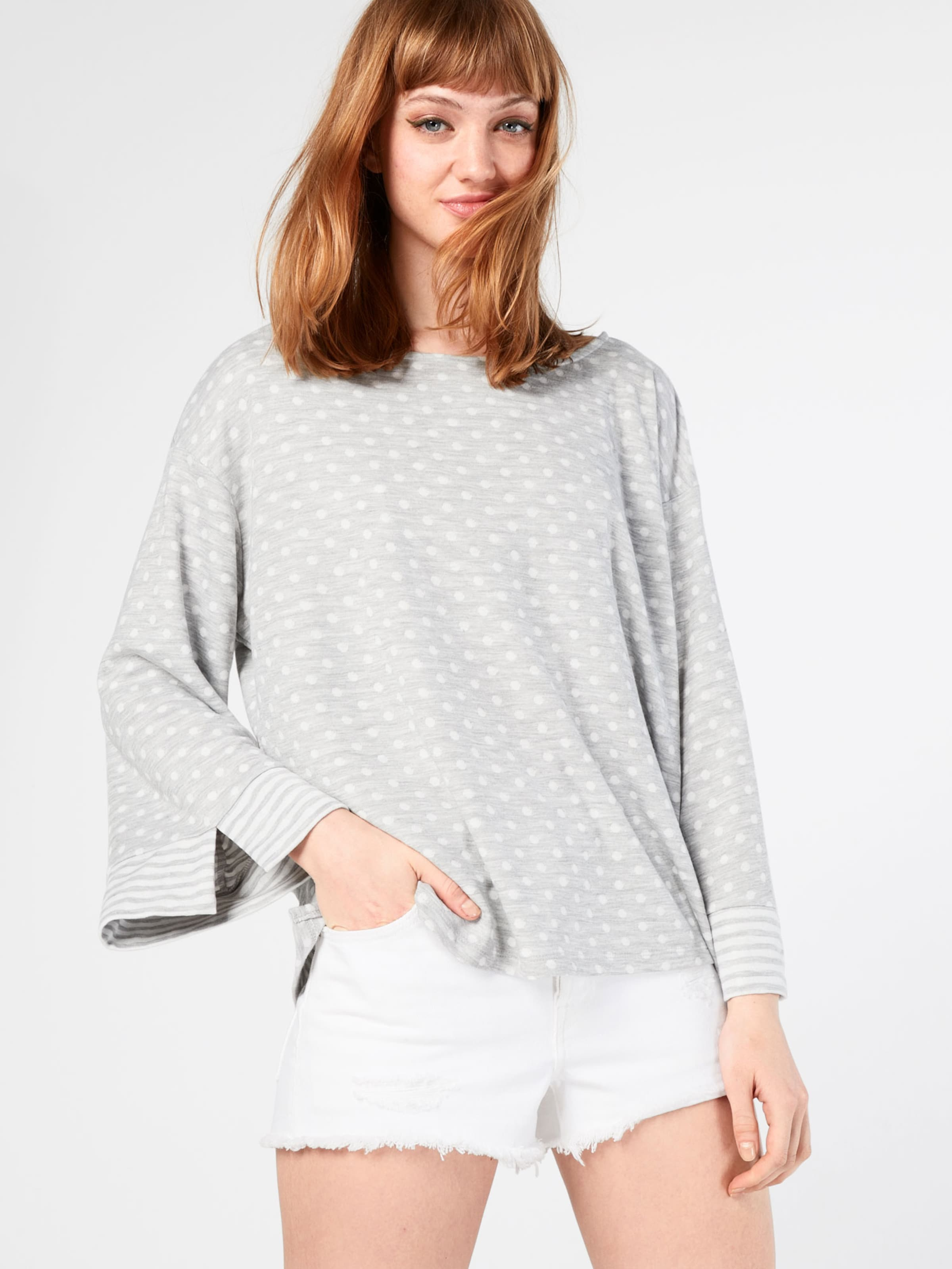 T By Edc En shirt ClairBlanc Esprit Gris 7mYIbyvfg6