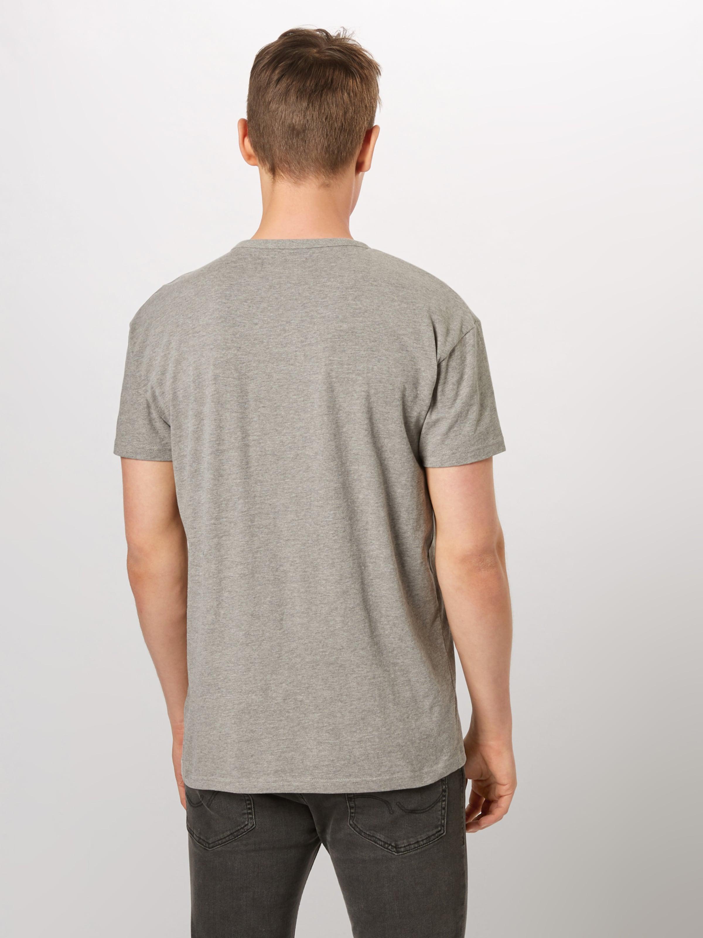 Gris shirt En T Derbe 'jf barsch' wOnPk80