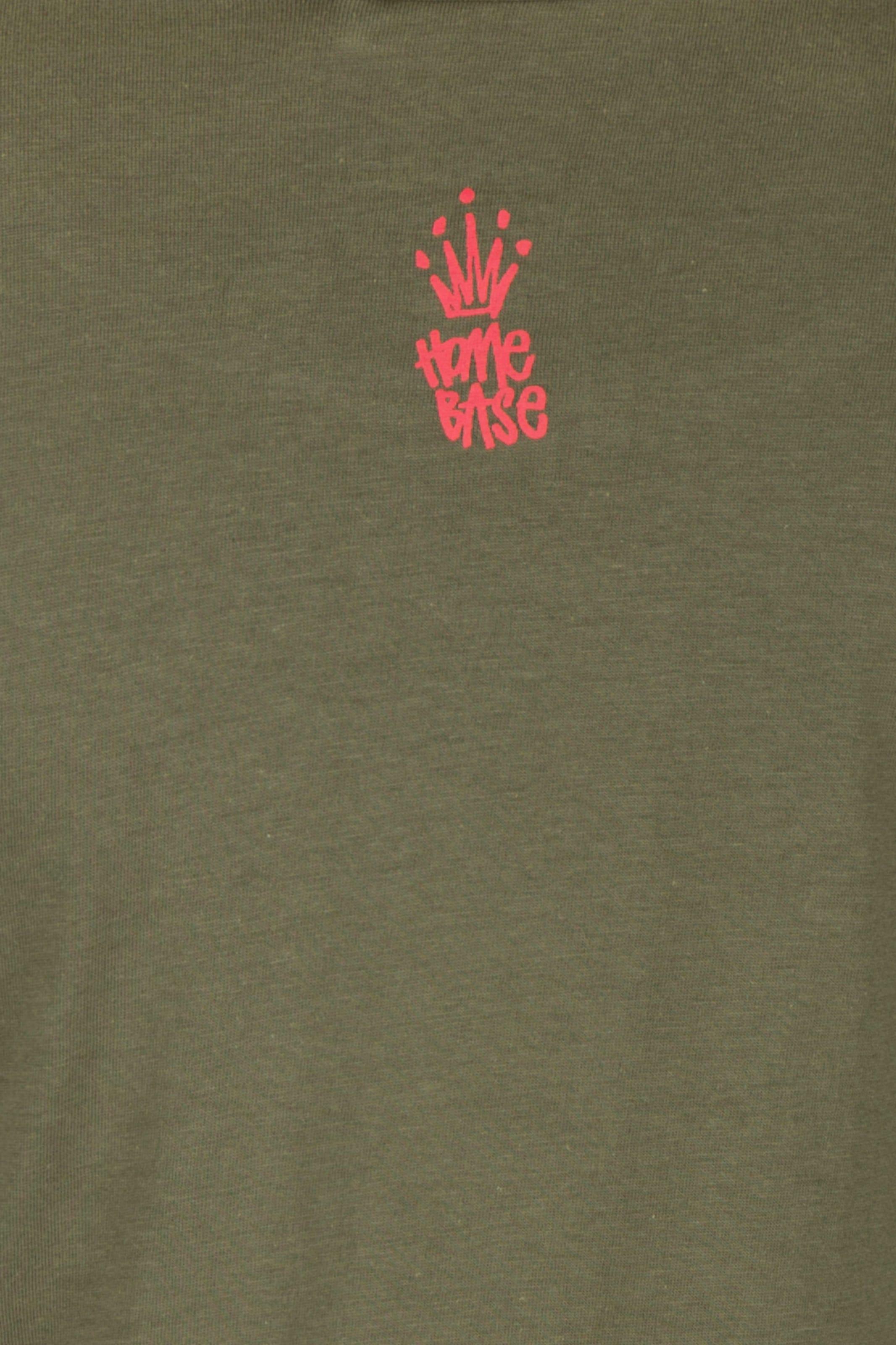 Homebase BleuMarine shirt 'brandalised En Foncé Homebase' T By rdQsth