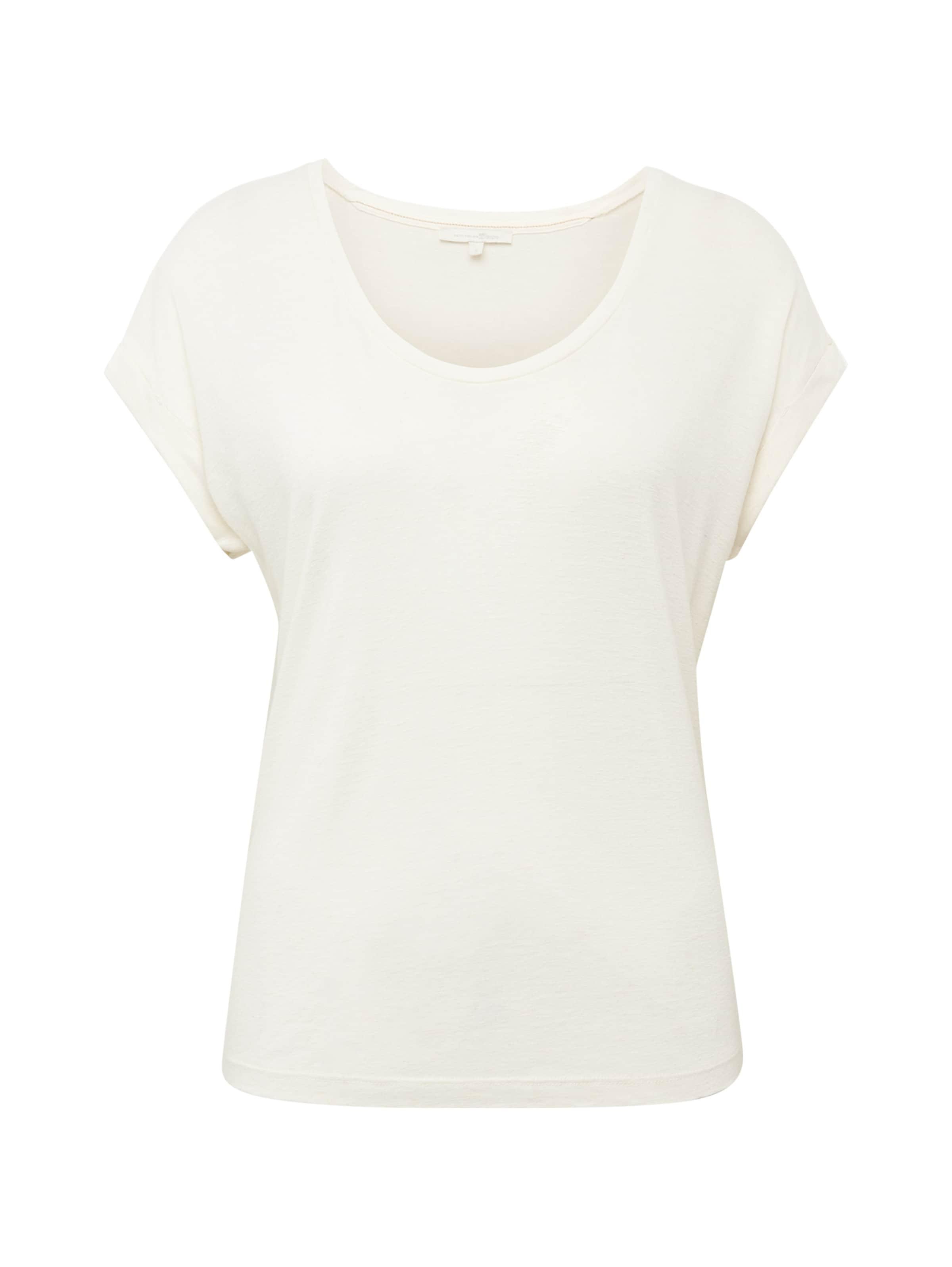T shirt Elfenbein Tom In Denim Tailor tQrxsChd