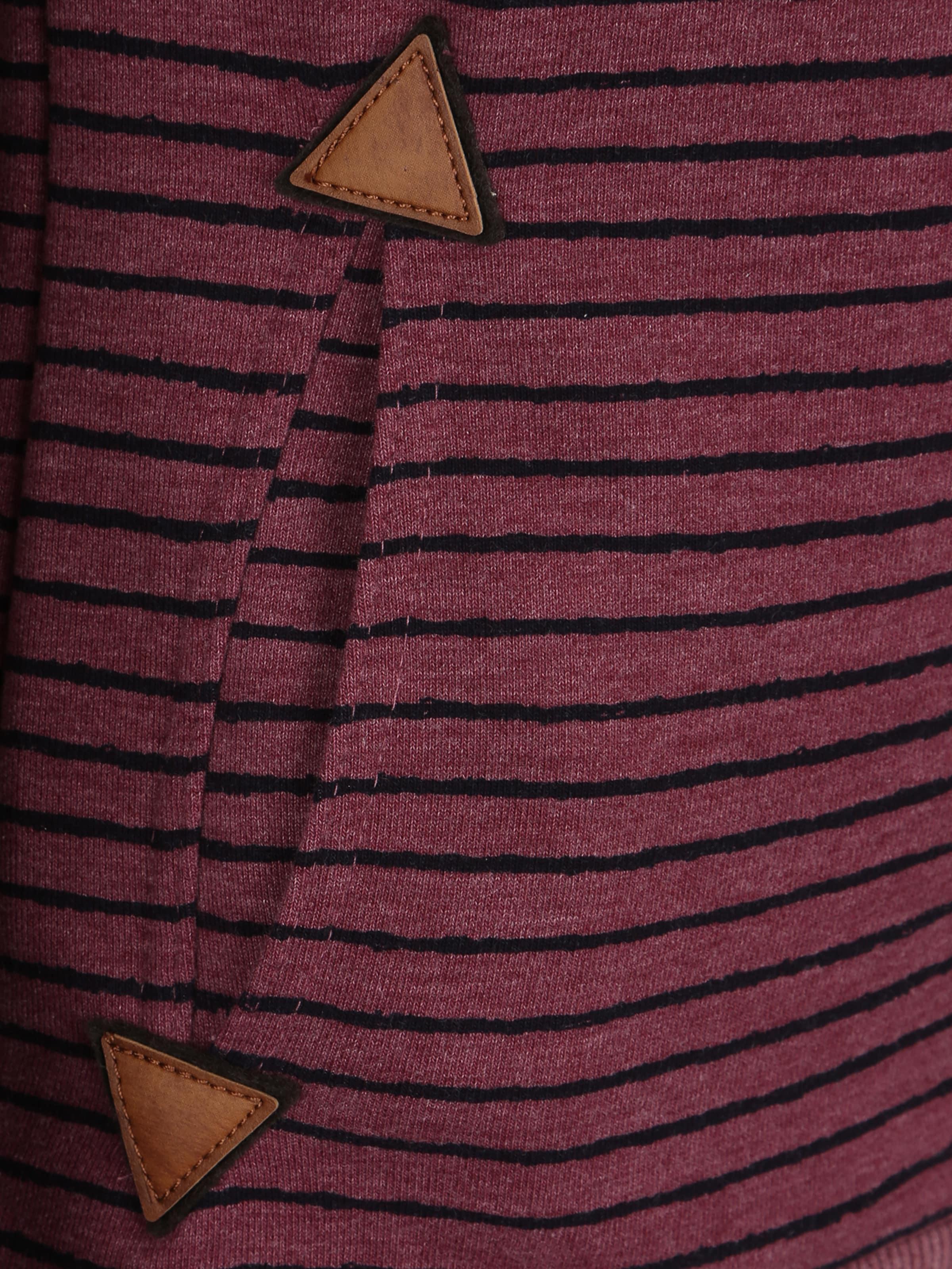 Blanc Marron Naketano Sweat 'murder shirt He Foncé En IndigoBleu Wrote' 5q4RL3Aj