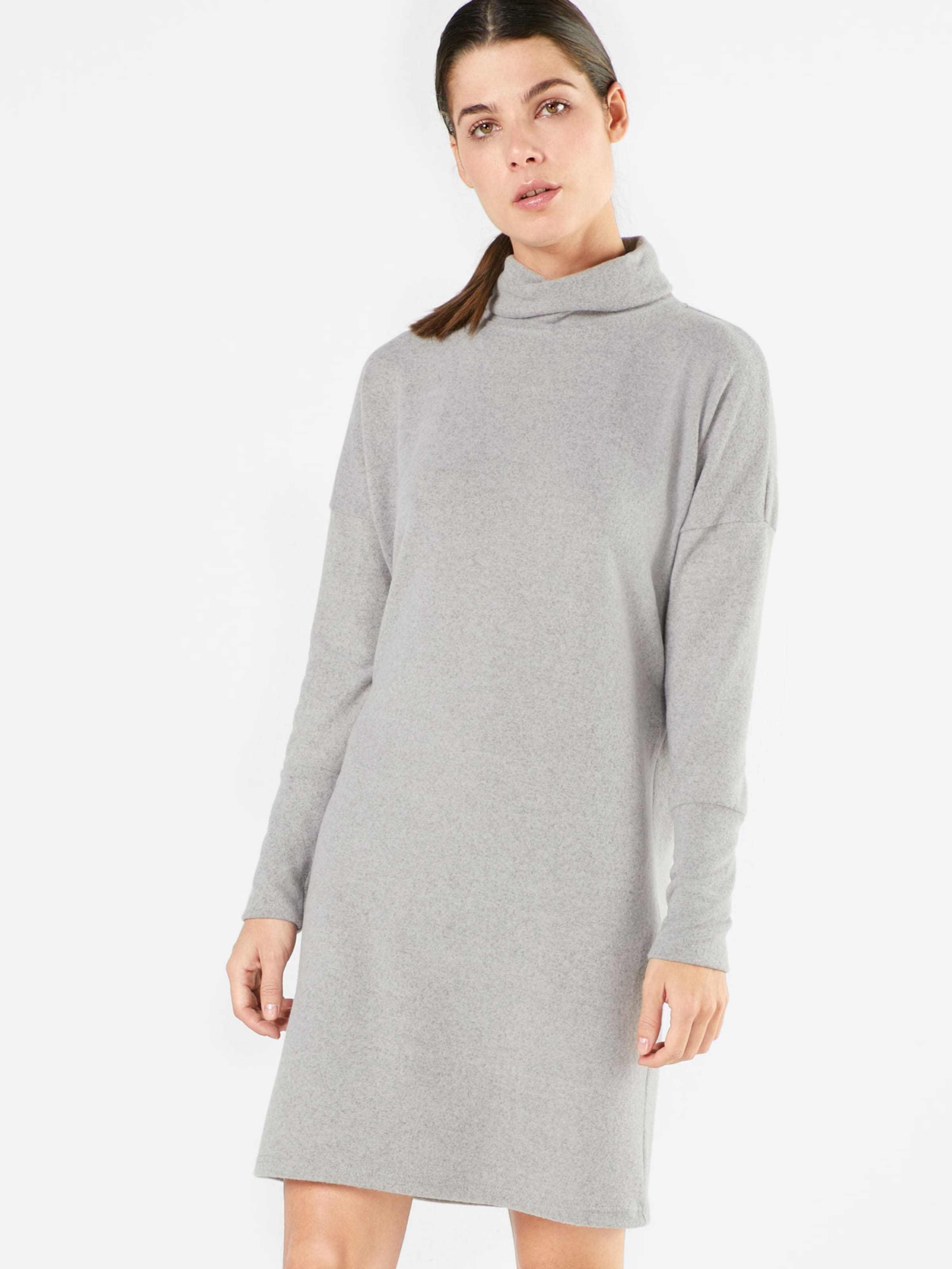 Robes May En Maille Clair Gris 'nmcity' Noisy XOPn80wk