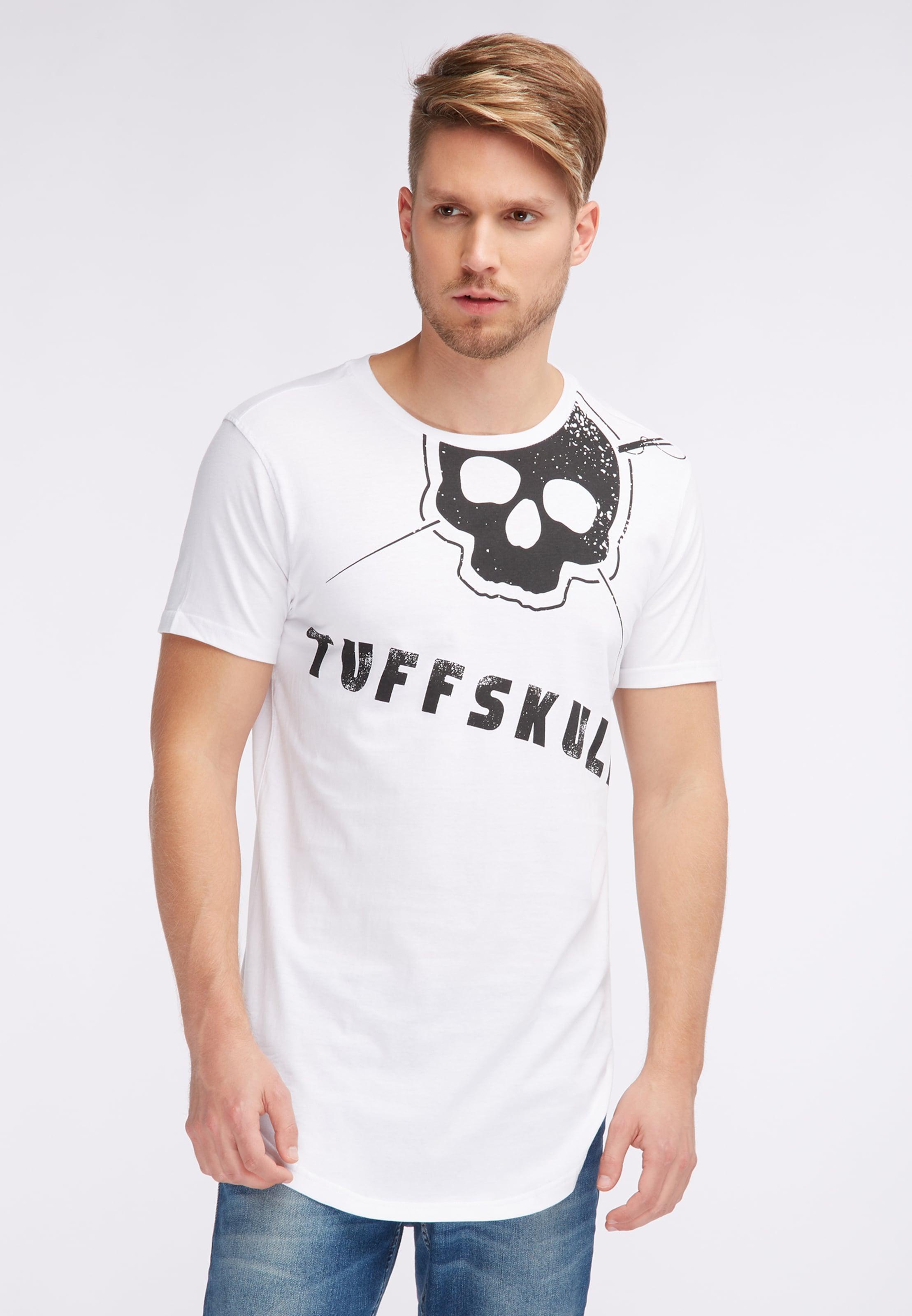 T SchwarzWeiß shirt En Tuffskull shirt SchwarzWeiß Tuffskull T En Tuffskull GqSUMVpz