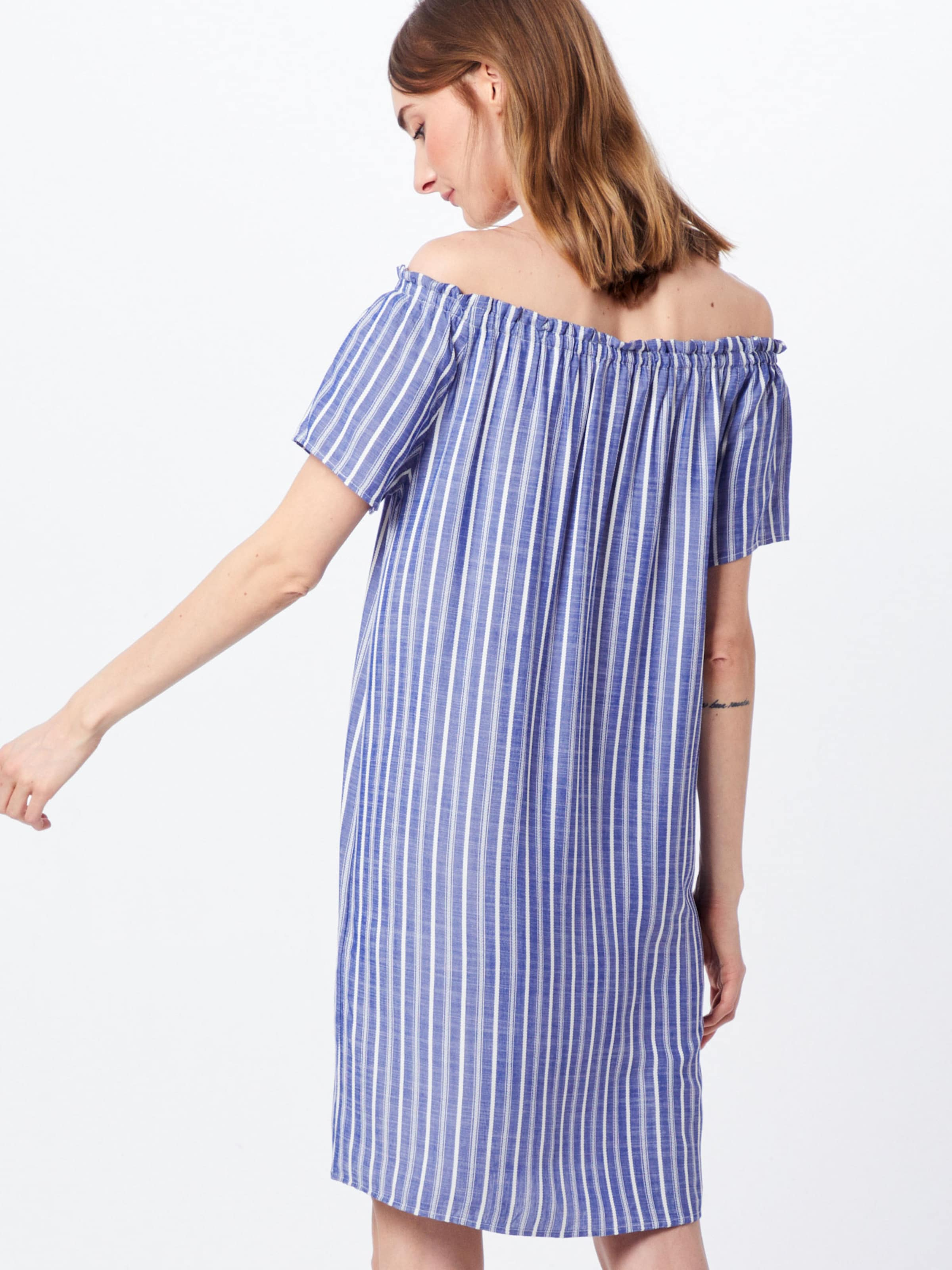 Robe 'eos Street Striped Carmen Bleu Dyed D'été En One Yarn D' e2YH9WEDI