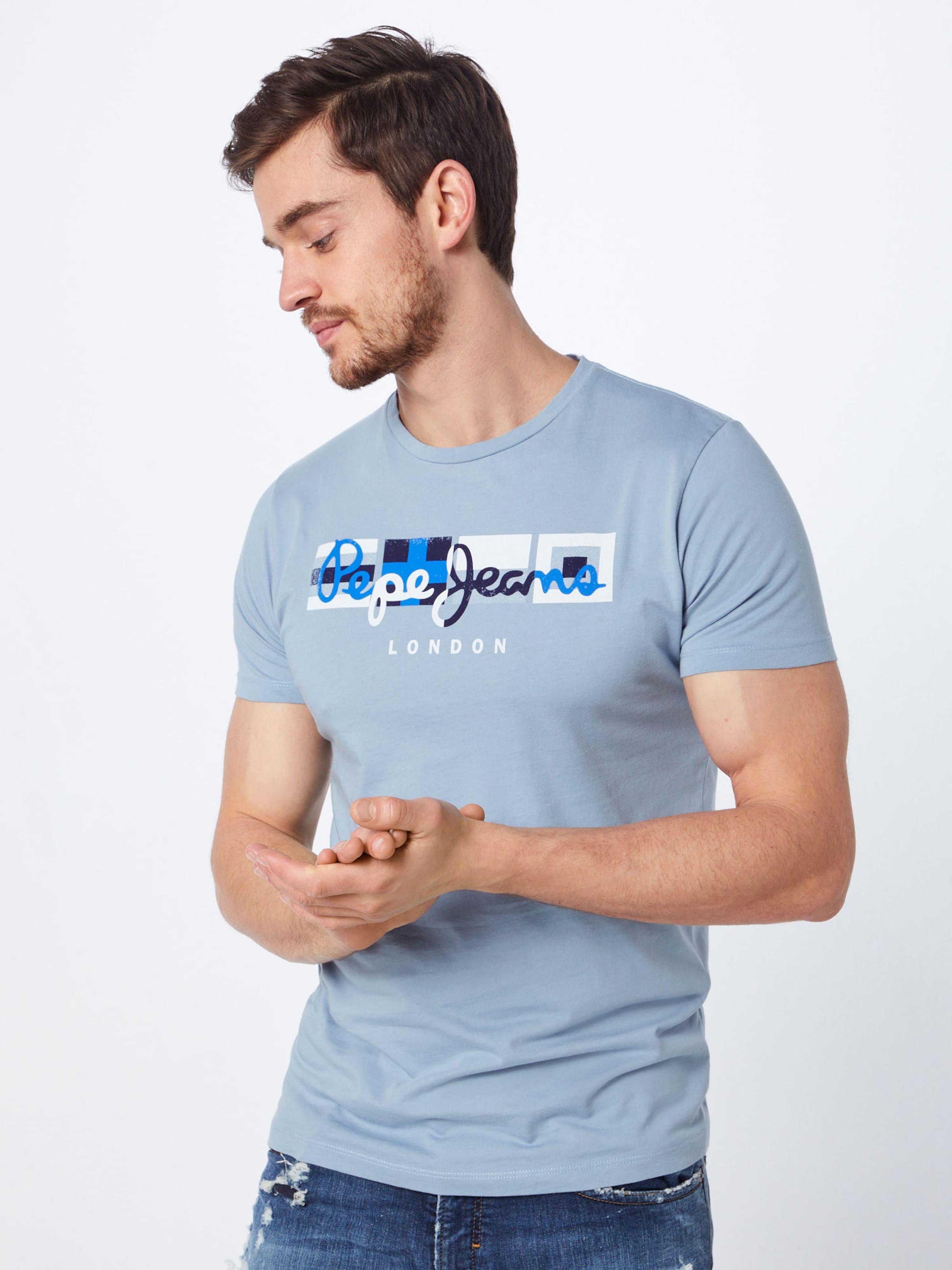 Fumé Jeans 'dean' Bleu T shirt En Pepe 6gyY7fb