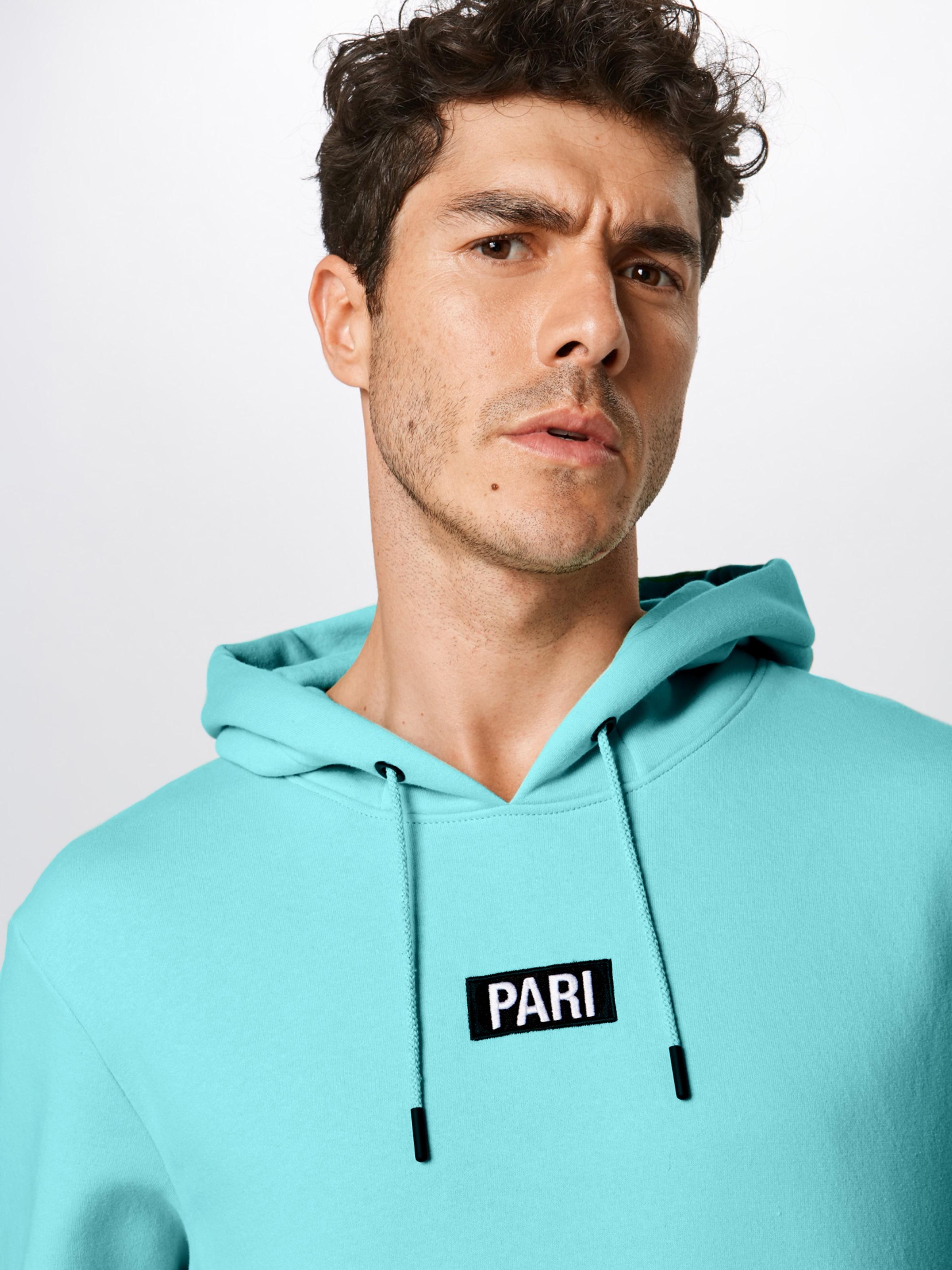 X About Pari Sweat shirt En You 'mick' NoirBlanc IWDE2H9Y
