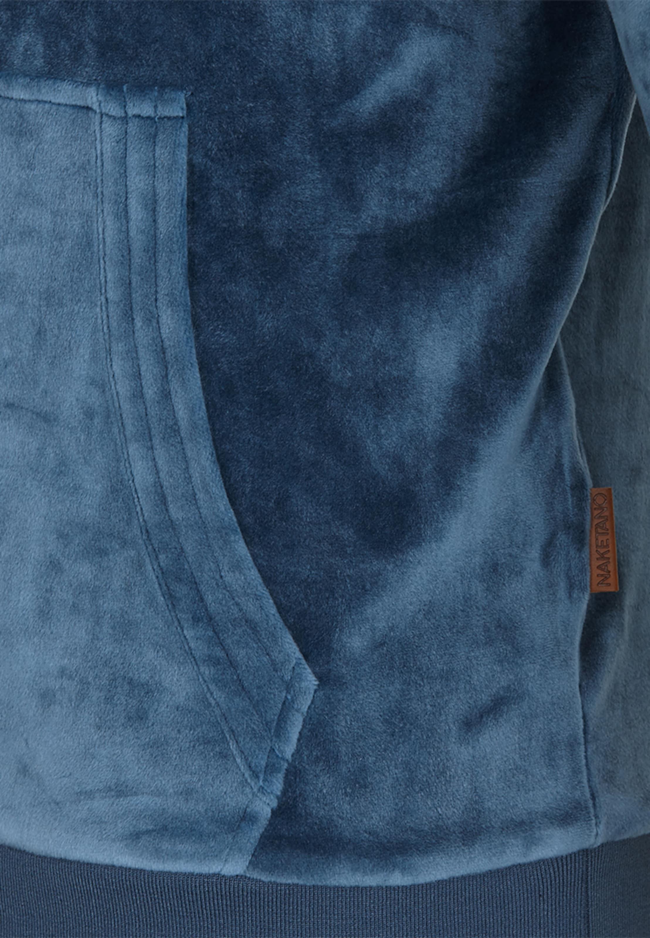 Sweat Naketano En Naketano Bleu Bleu shirt Sweat shirt En Naketano Sweat UMVpLqSzG