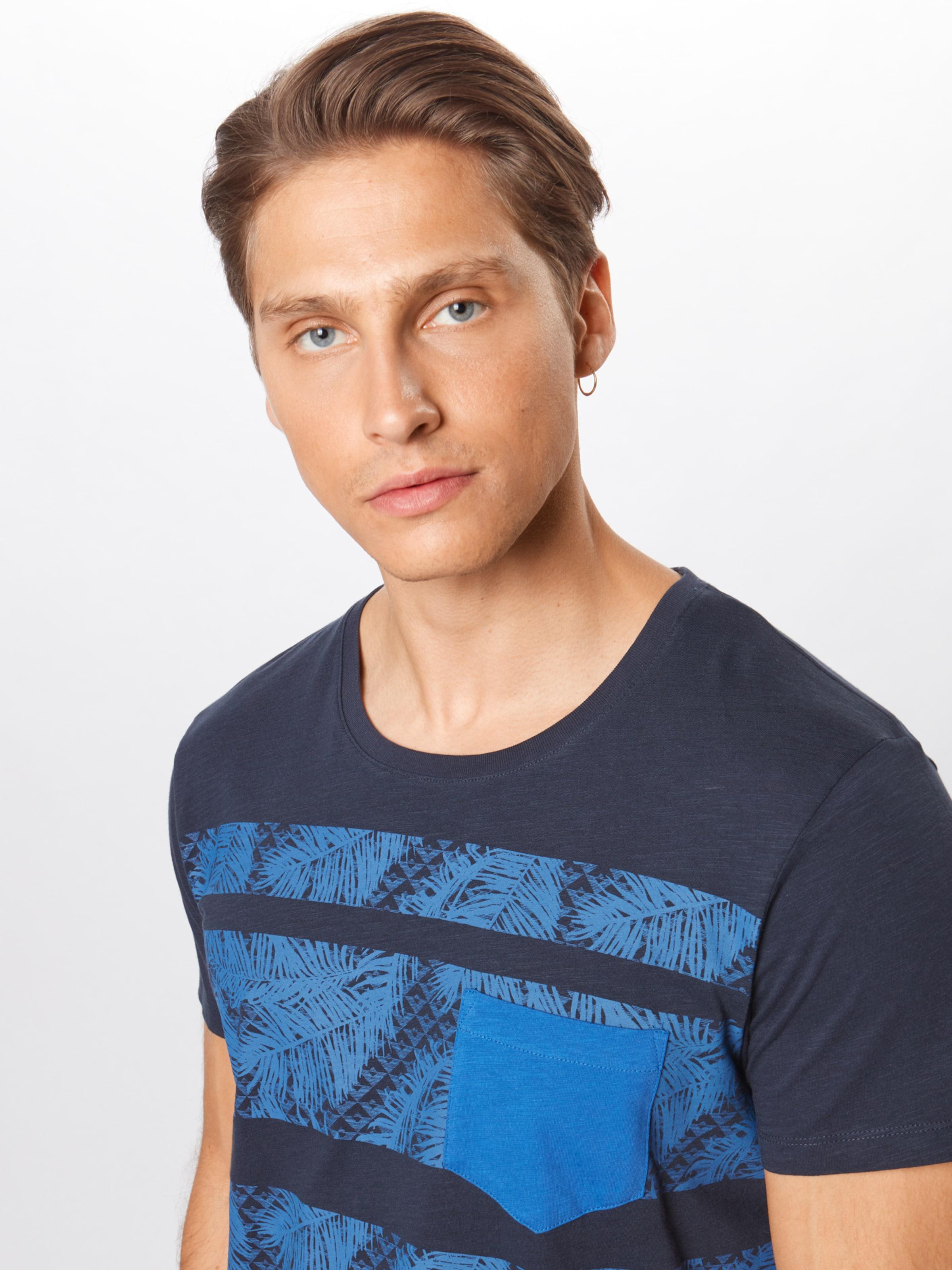En shirt By T Edc Esprit Blanc odxCBe