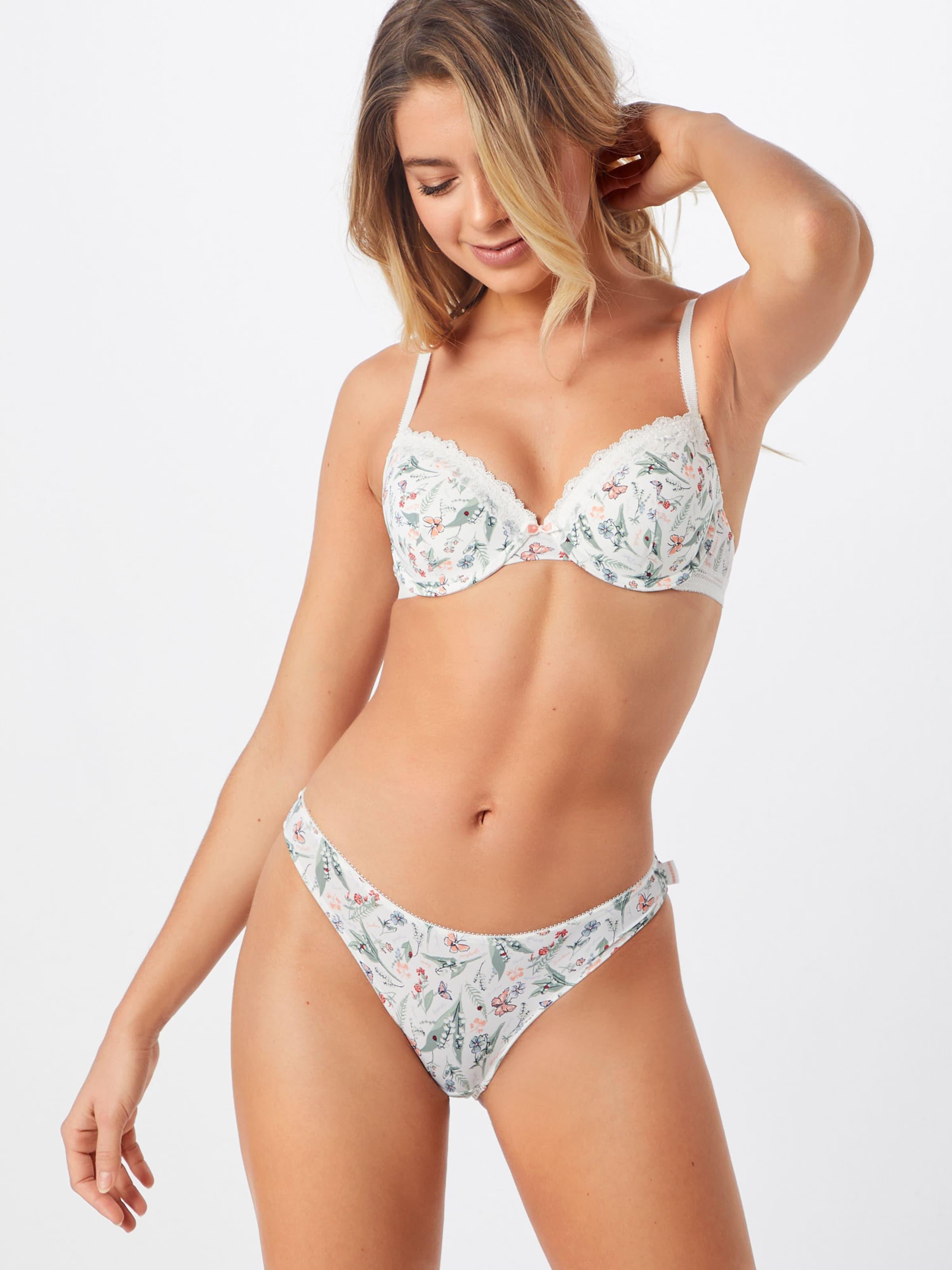 Blanc Culotte Esprit Cassé En 'karlie' exdorBC