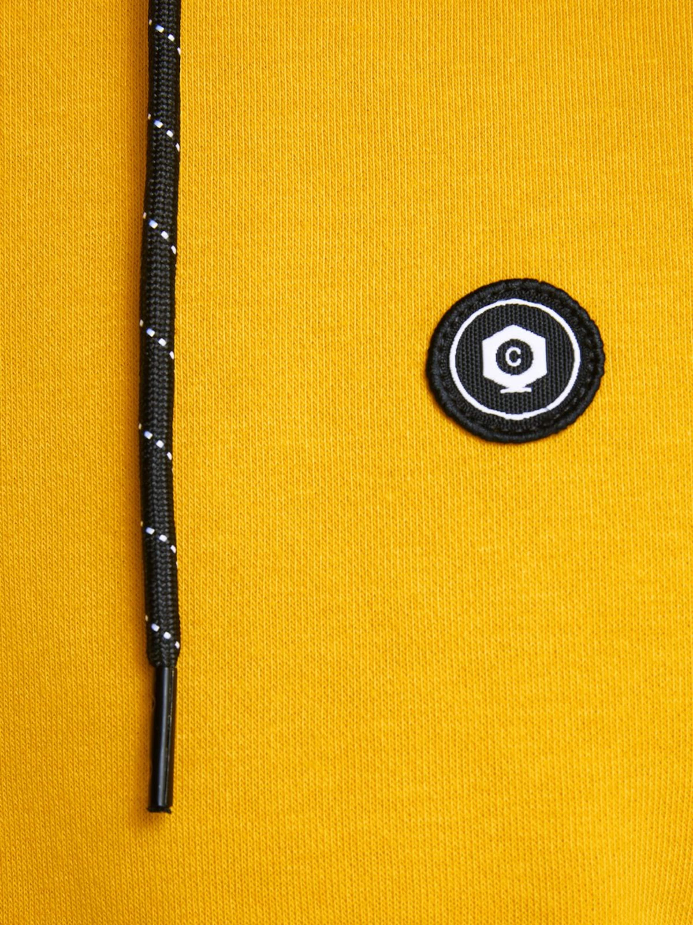 Jackamp; Sweat Bleu MarineJaune Jones shirt En Blanc 6Yf7gyb