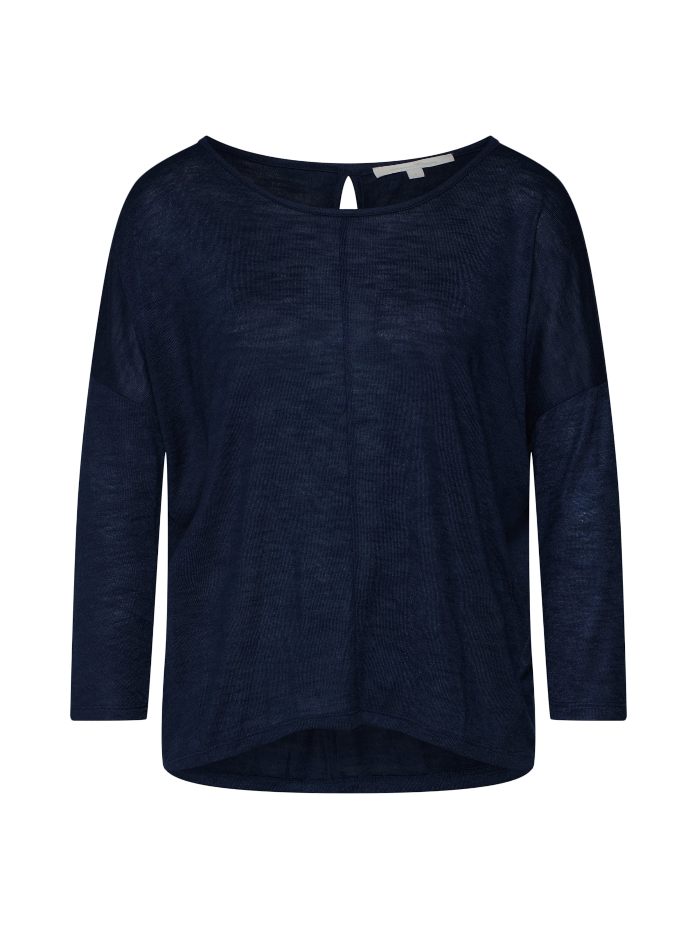 En shirt Tom Tailor T Rouge Denim Tcu1JlFK35