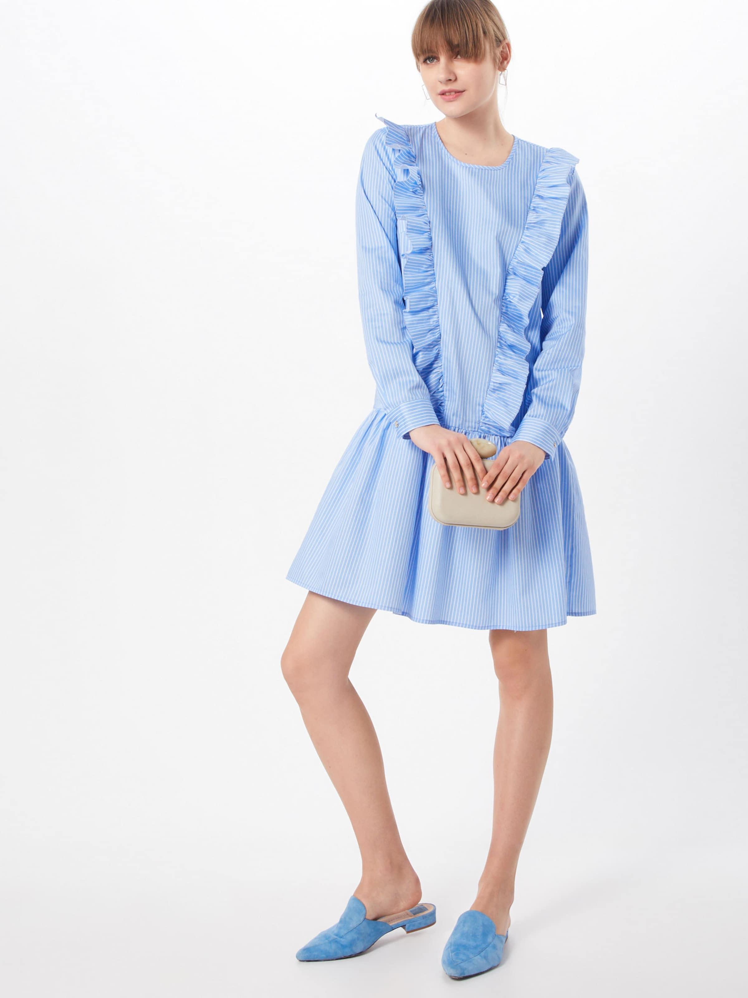 Sofie 's191256' D'été En Robe Schnoor Bleu Rj5A4L