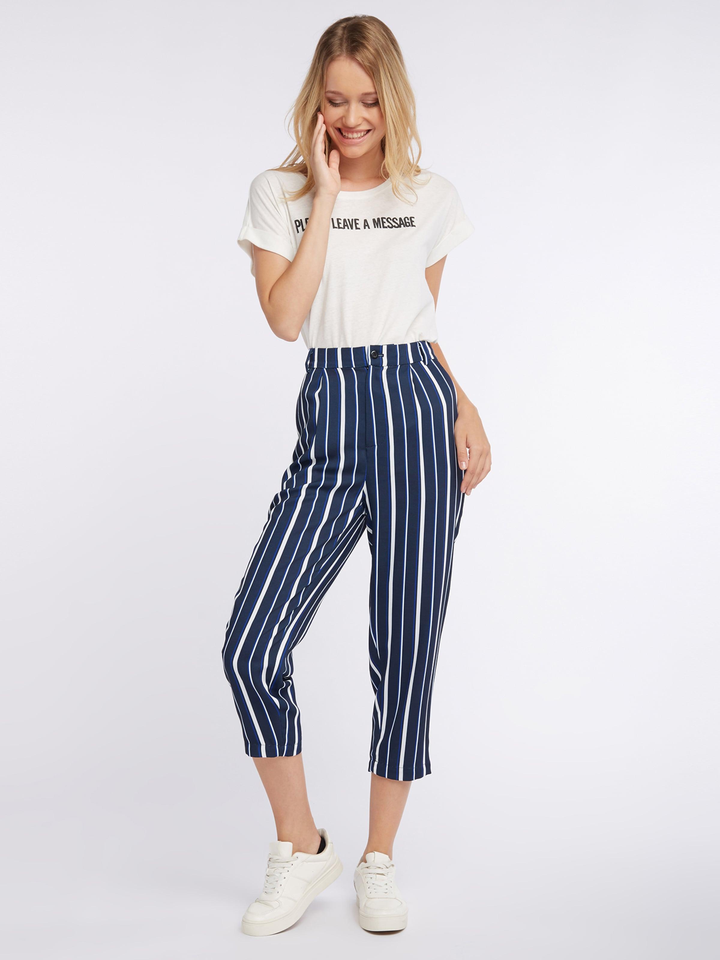 'potina' Fashion Broadway Nyc T shirt Blanc En EIDHY2W9