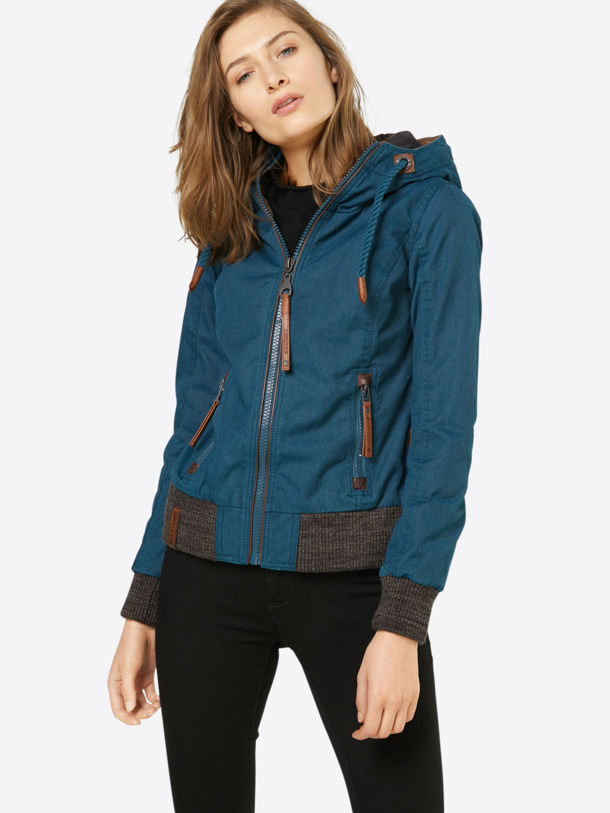Defeat' In Made Blue For Denim 'not Naketano Jacke vm8nNPy0wO