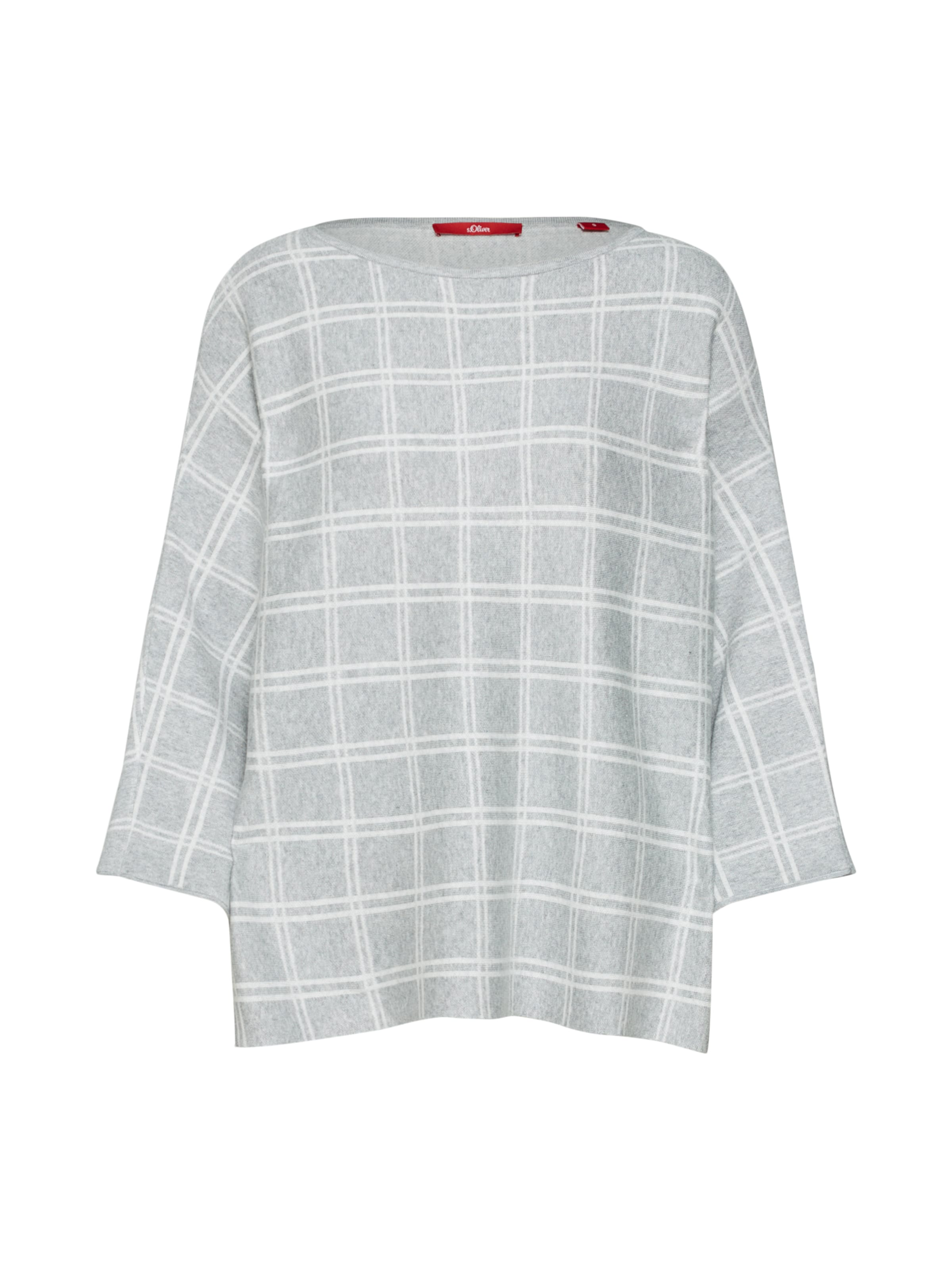 Red Pull En ClairBlanc oliver S Label Gris over xBeCord