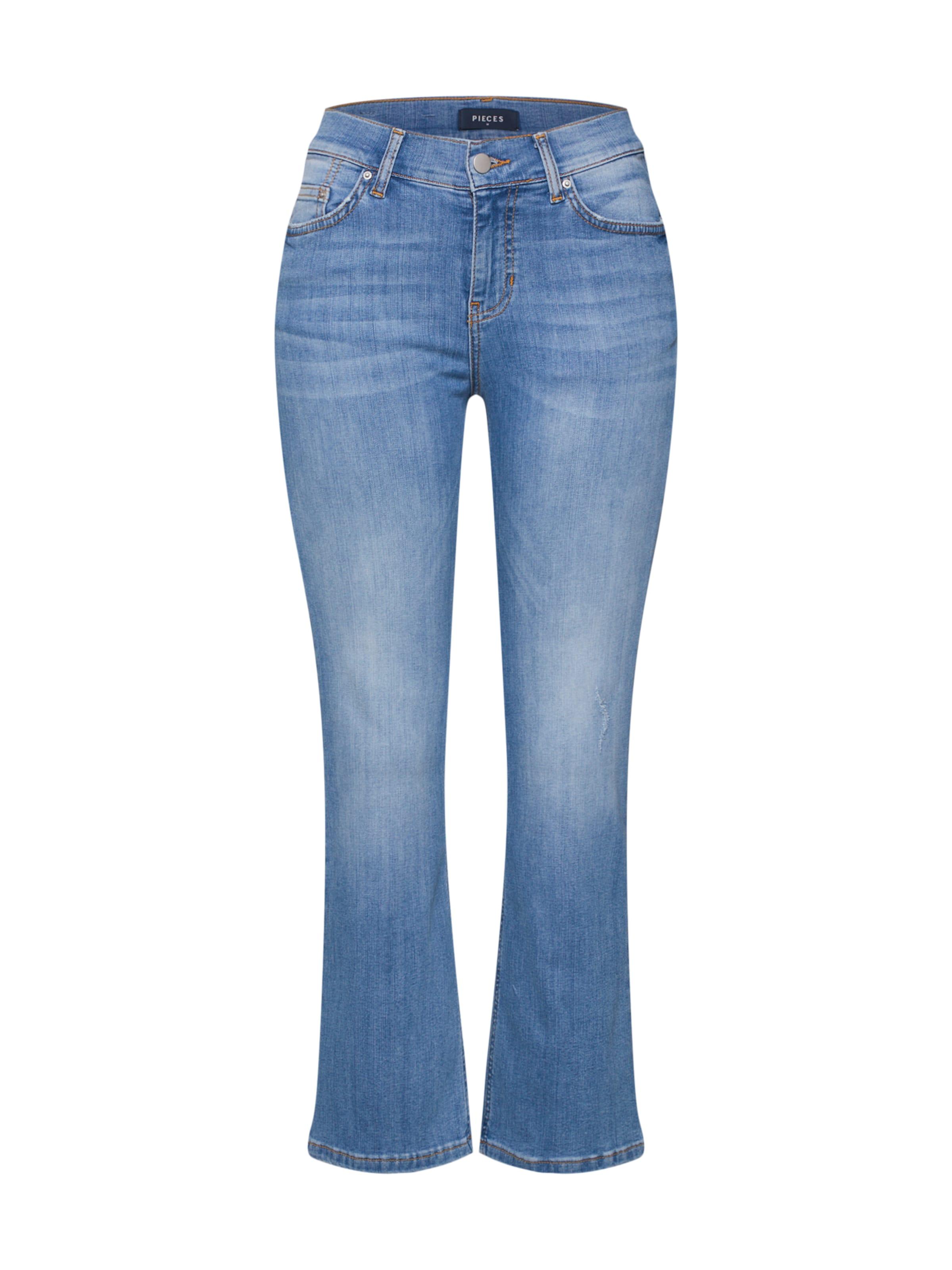 'pcdelly' En Denim Jean Pieces Bleu cAj5q34RL