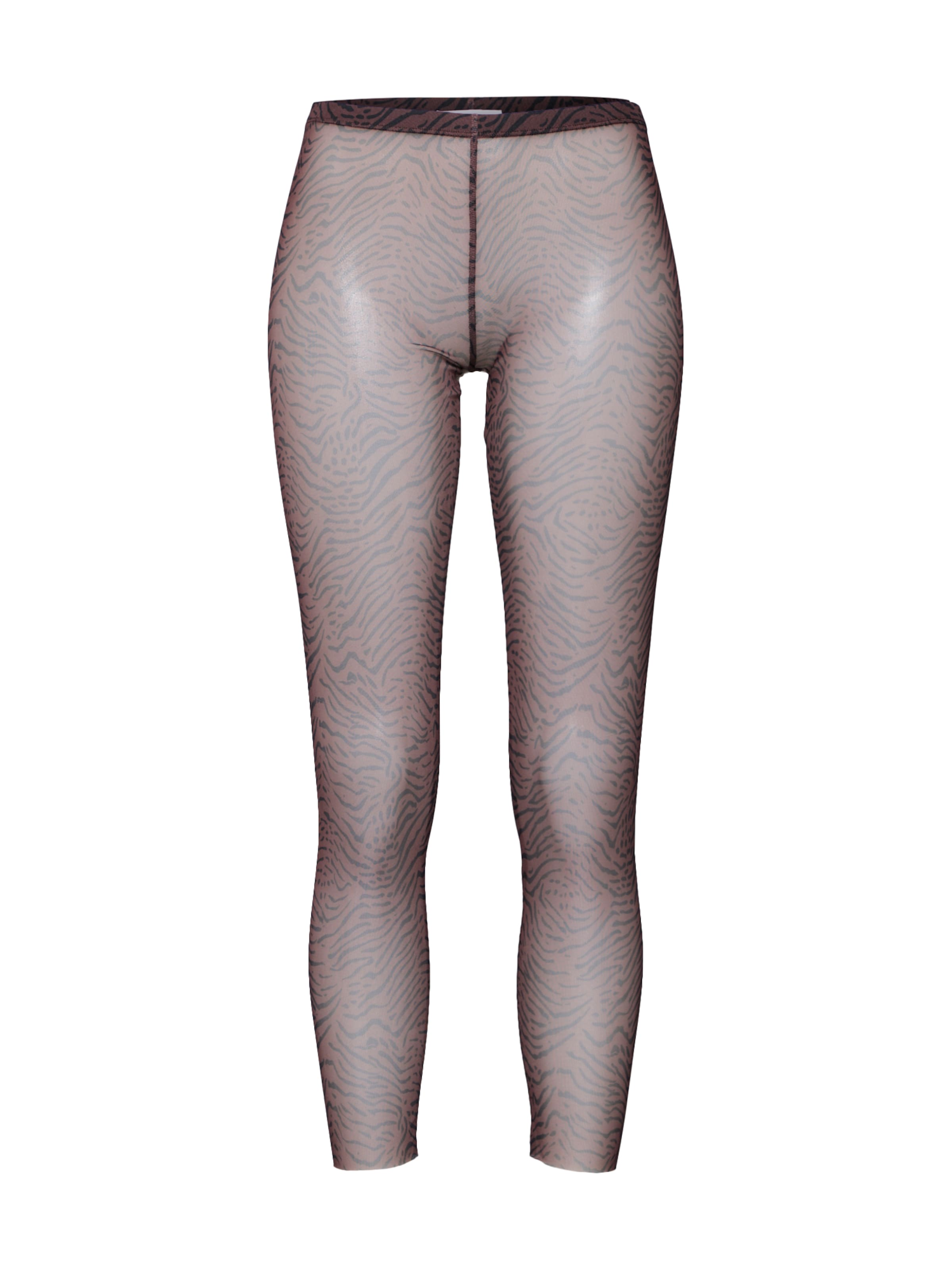 En Edited Leggings MarronNoir 'marten' Edited 2HYeEIWD9