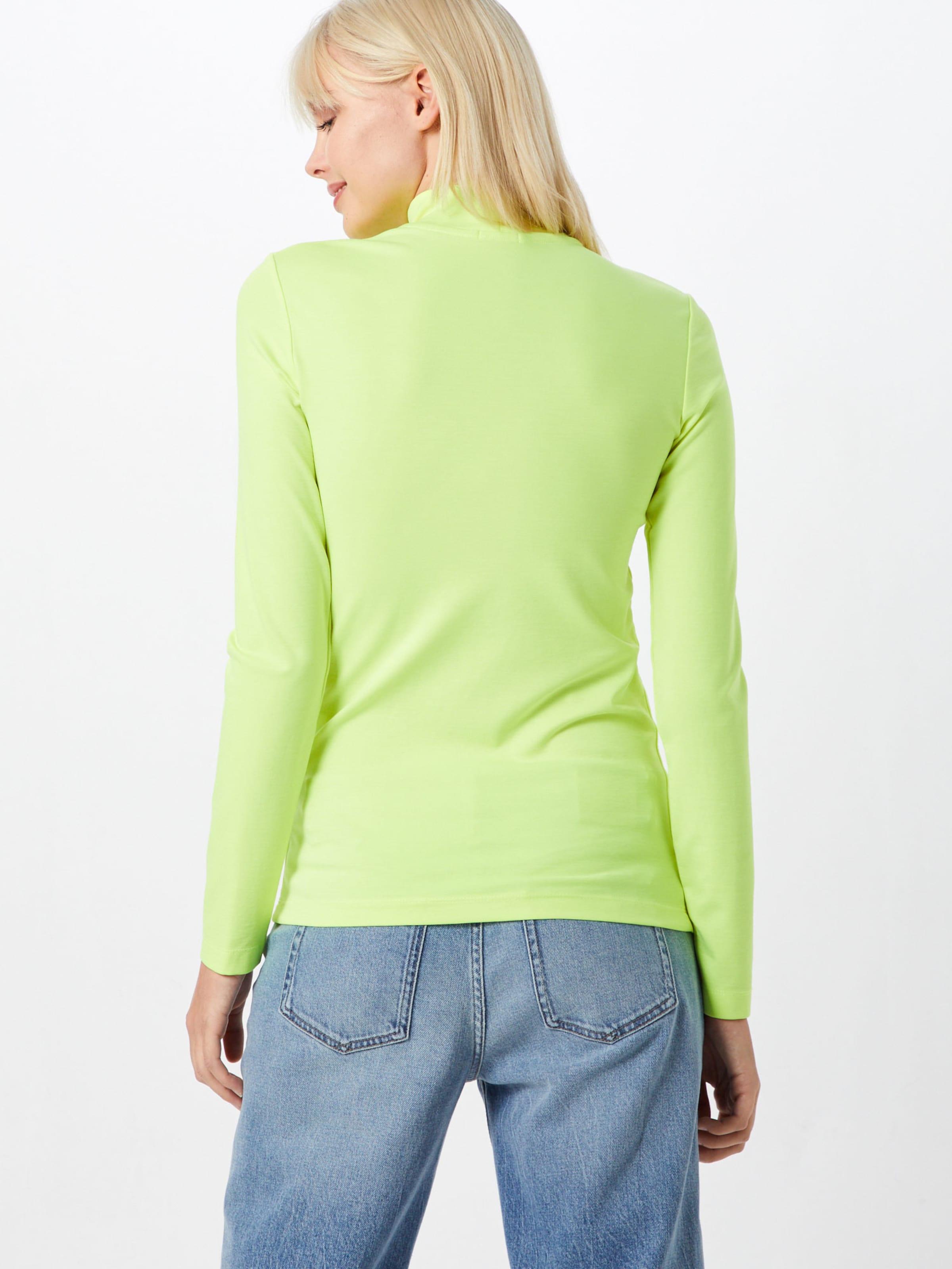 Fluo 'klea' shirt Drykorn Jaune En T EDH2e9IbWY