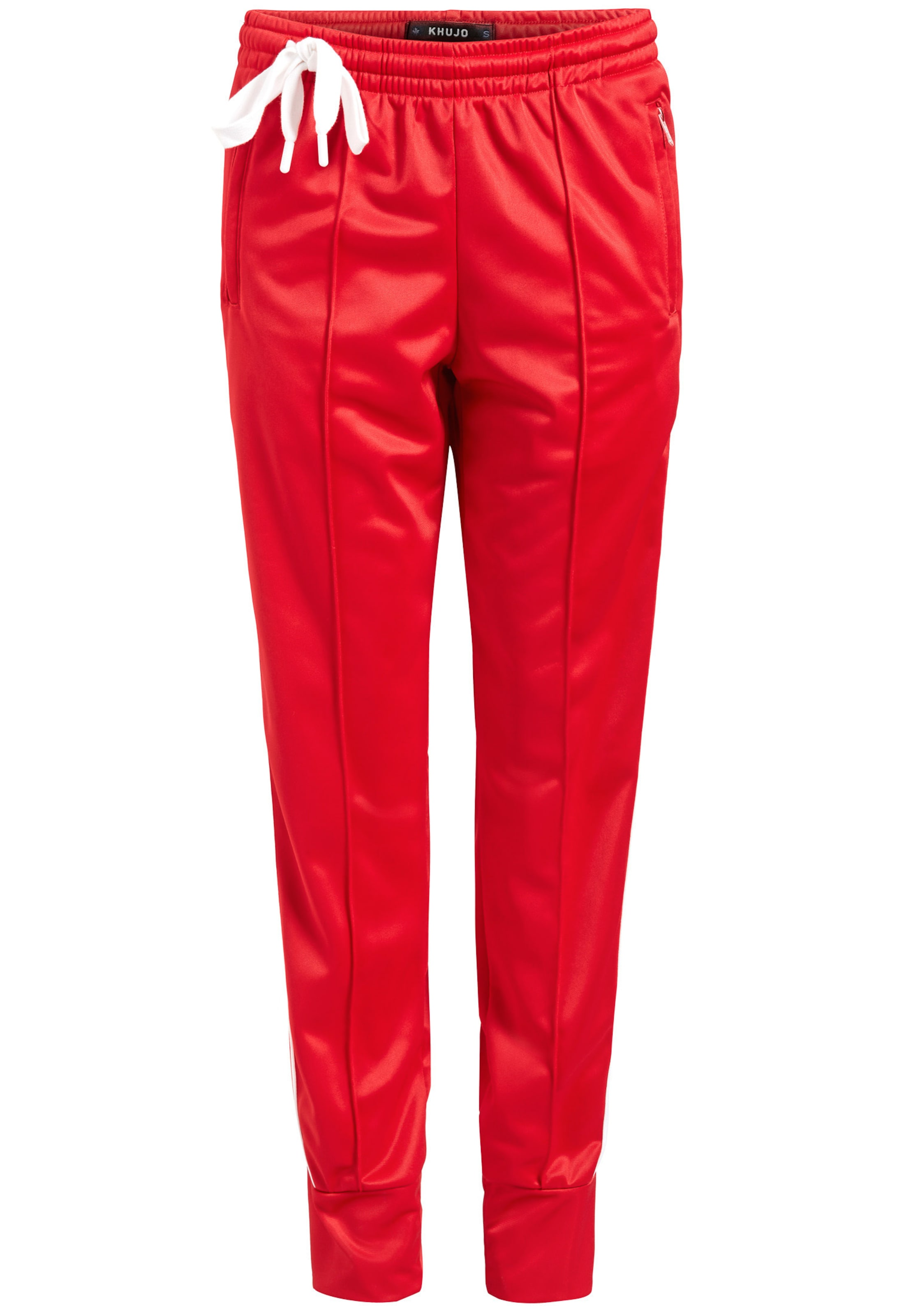 Pantalon En En Rouge 'maile' Pantalon En Rouge Khujo Pantalon Khujo Khujo 'maile' 'maile' hQsrtd