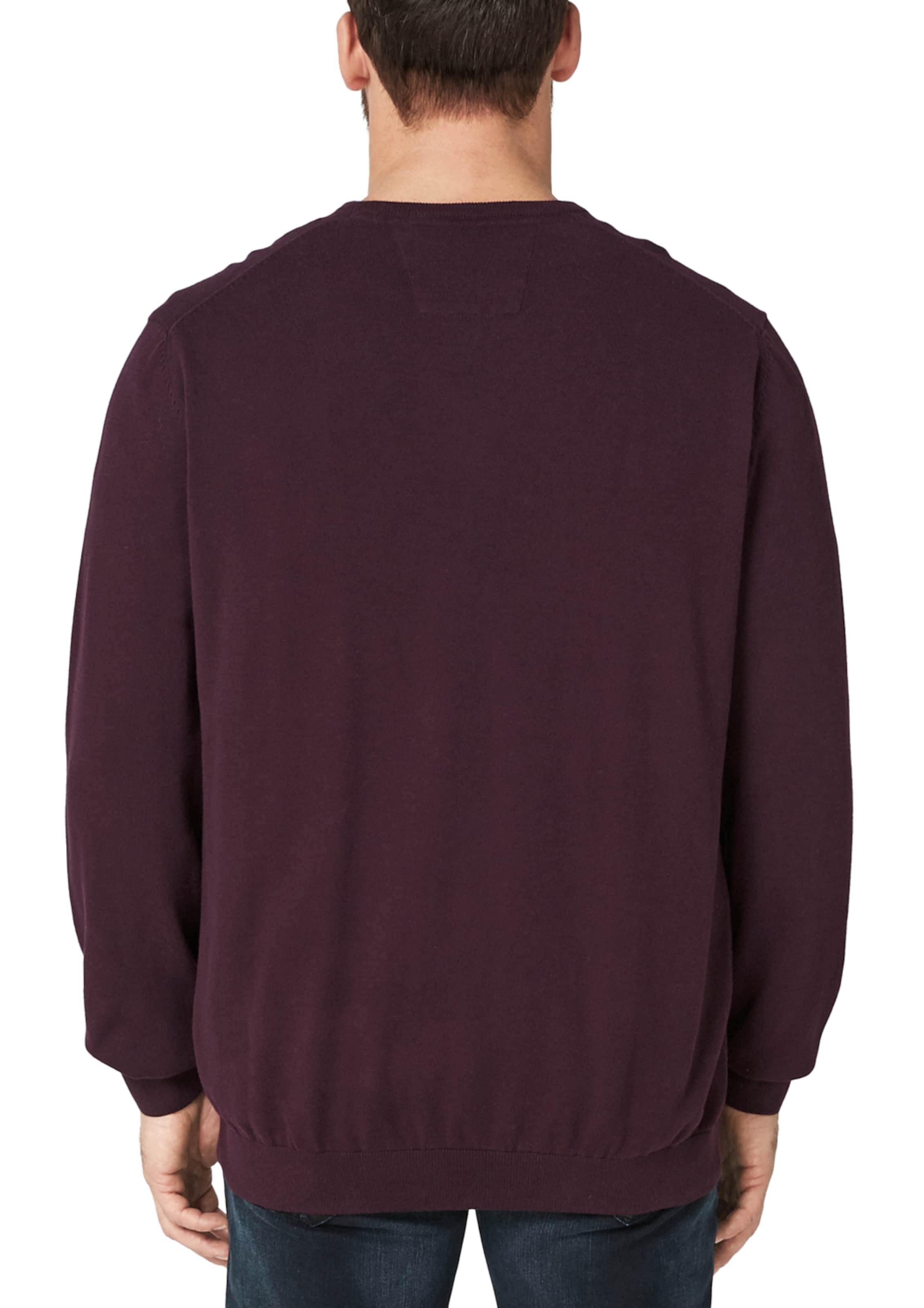 S Red Pullover In Label Weinrot oliver strdhQCx