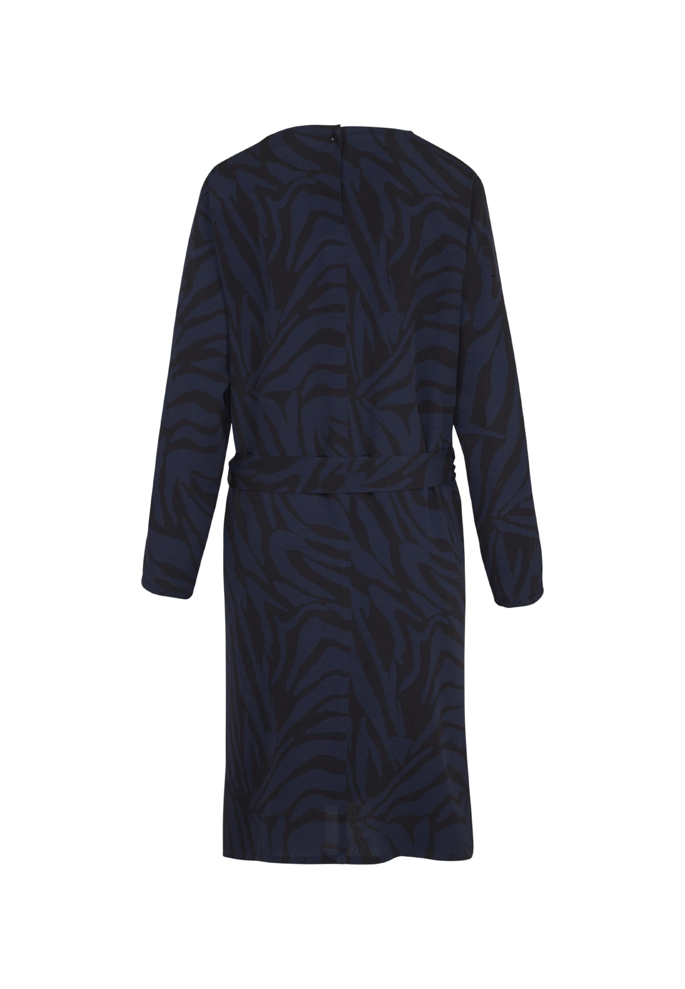 Rose' Bleu Seidensticker 'schwarze En MarineNuit Robe vm8w0nN