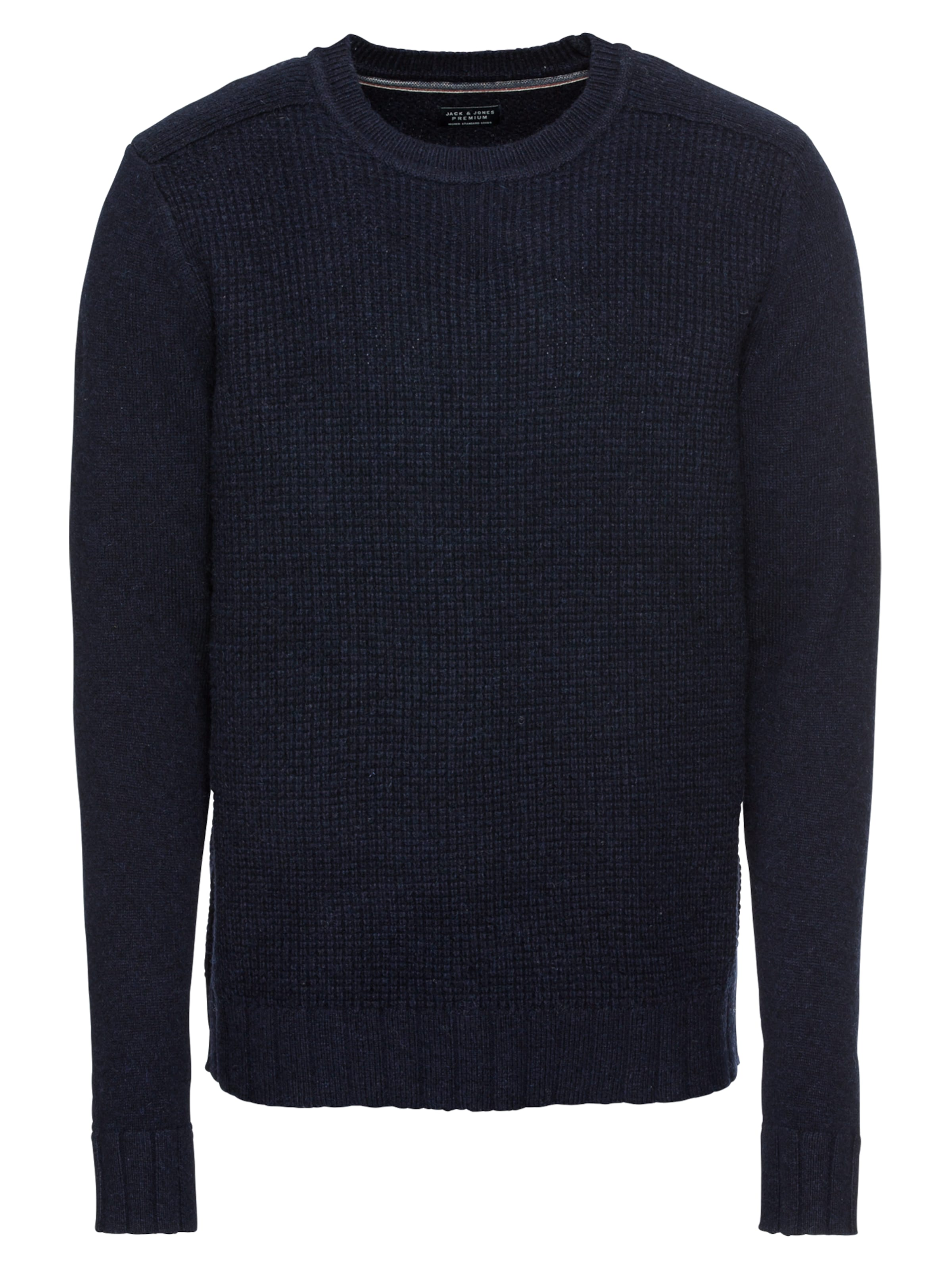 Jones over Pull Bleu 'jprrossy Jackamp; Neck' Knit En Crew Marine SMpzVLqUG