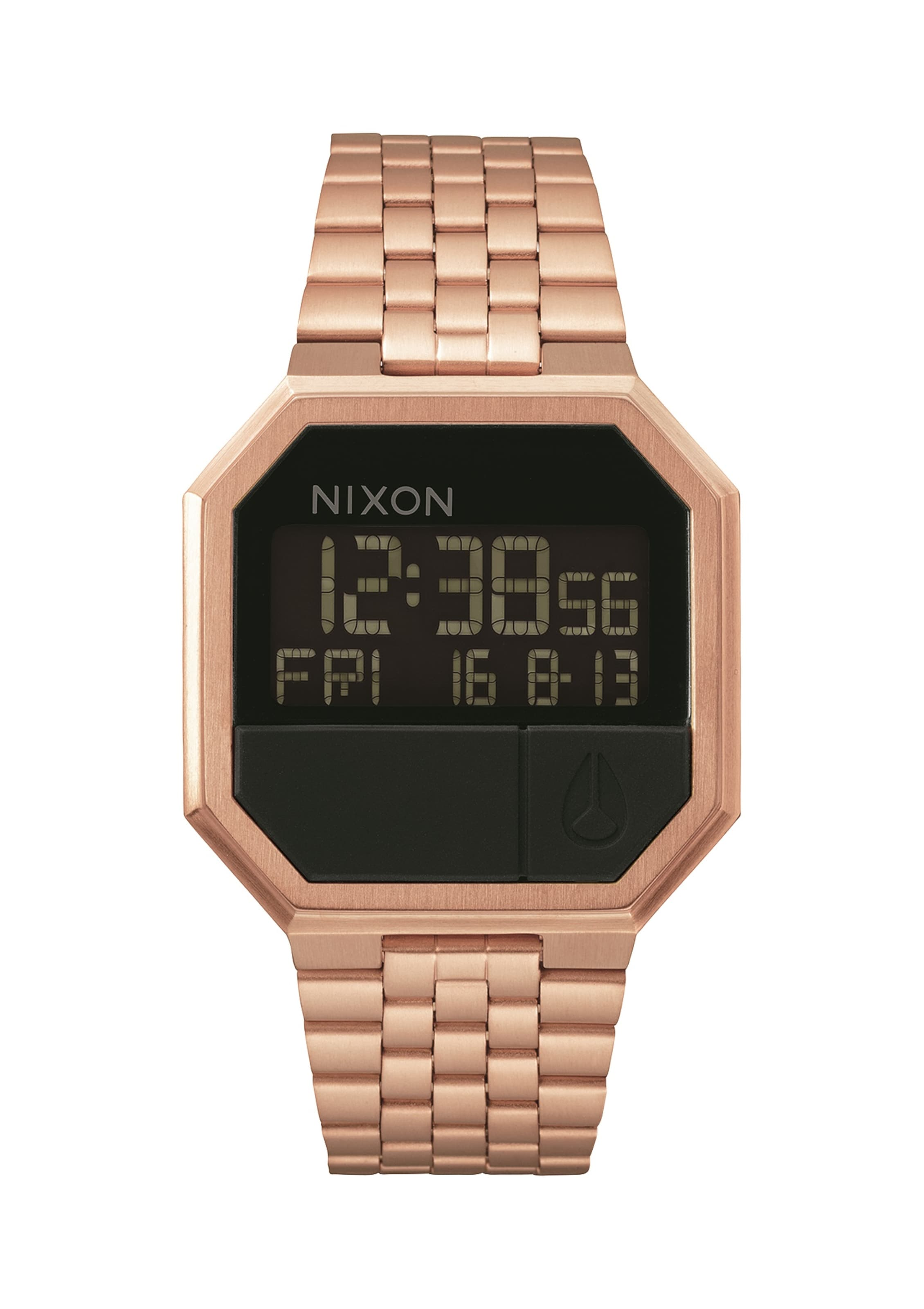 're Horloge Nixon GoudZwart Digitaal run' In ONn0wmv8