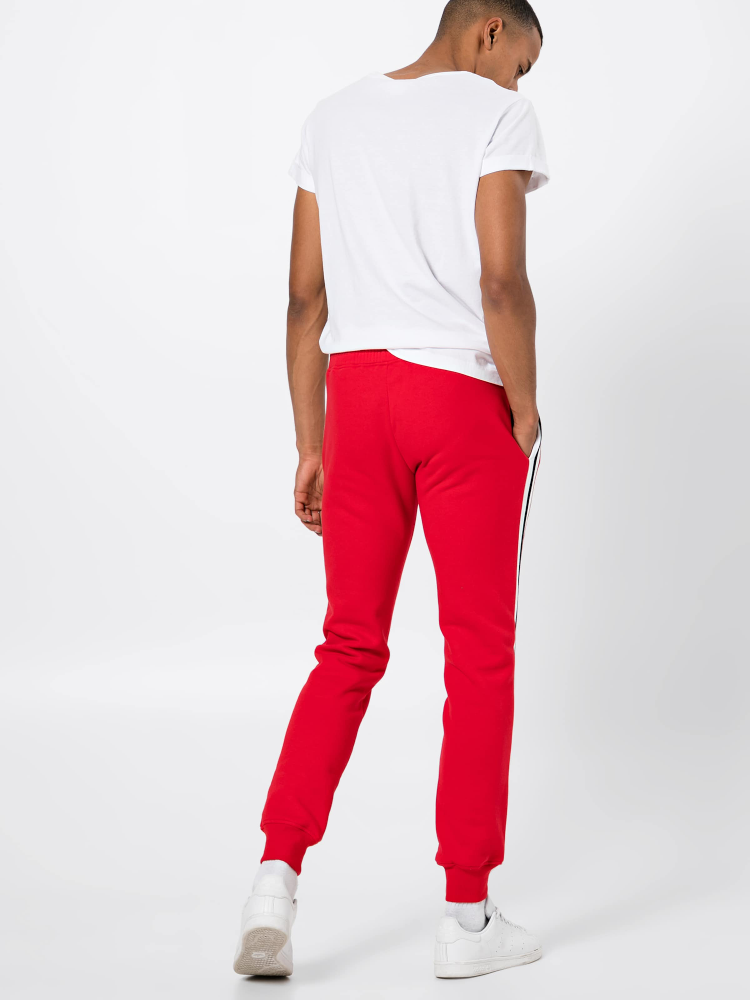 Bleu Urban En Classics MarineRouge Blanc Pantalon OPZkiuX