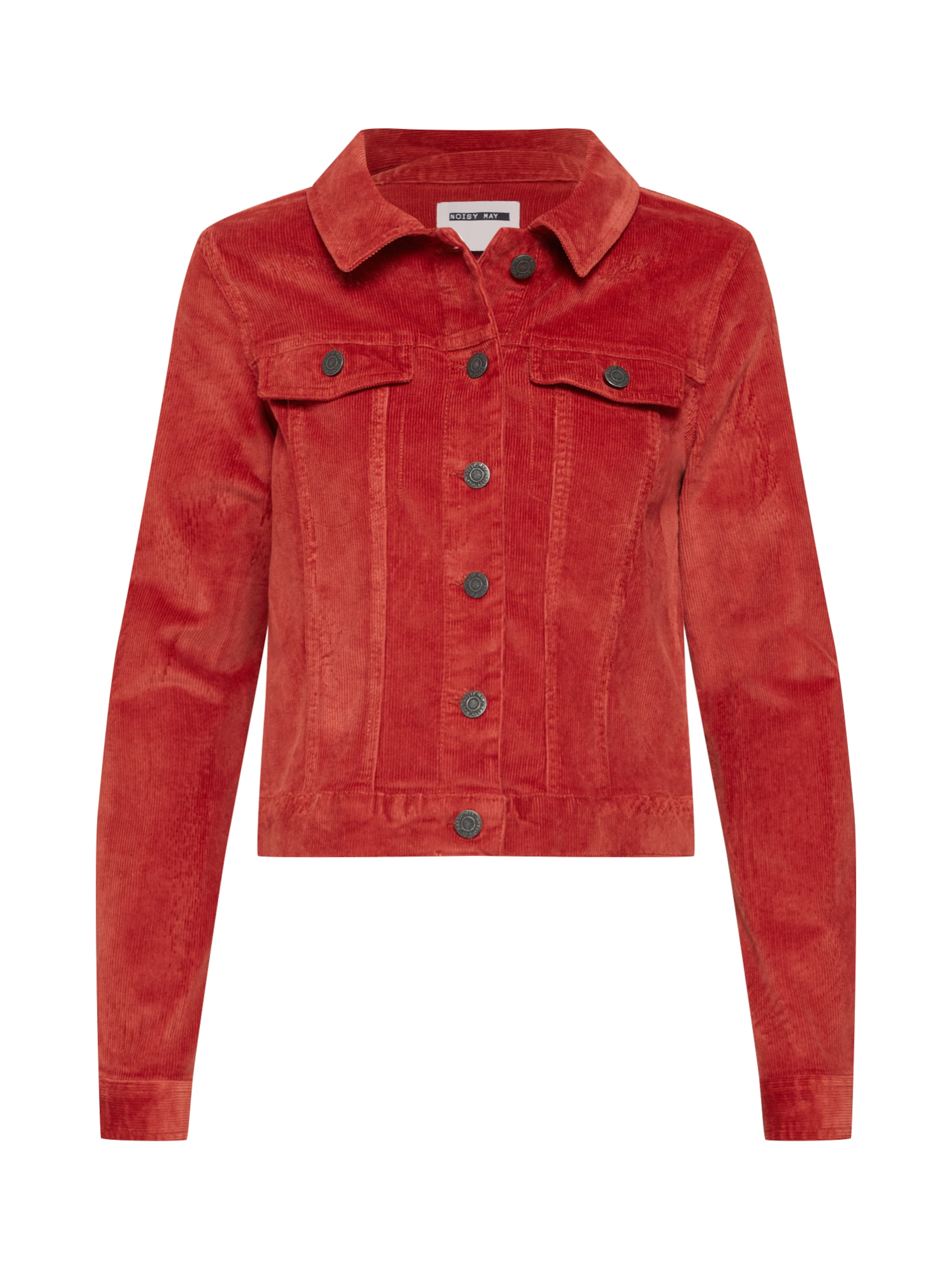 May Noisy Ls Rostrot Noos' Jacke 'nmada In Corduroy H2WDI9E