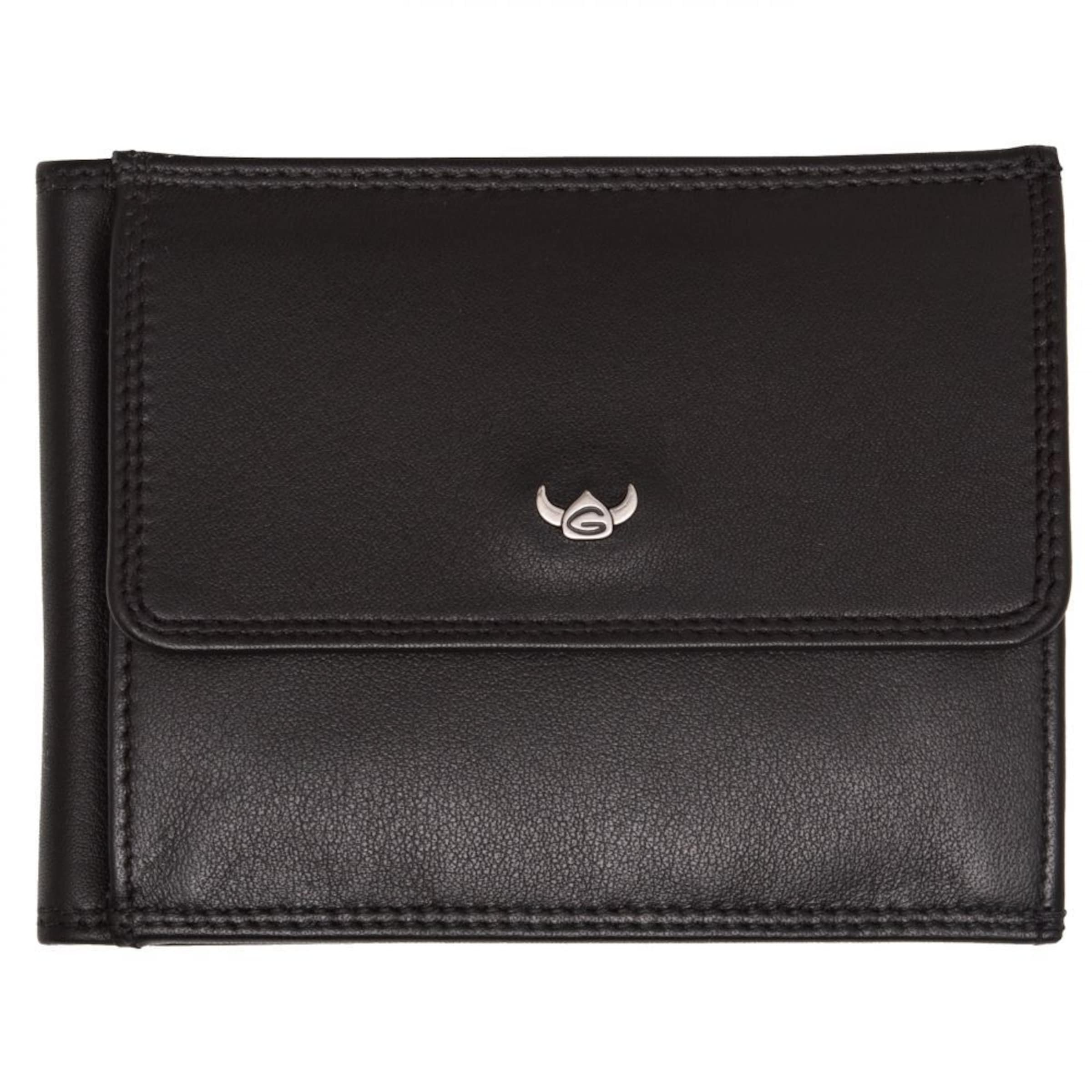 En monnaies 'polo' Golden Noir Porte Head BCxedo