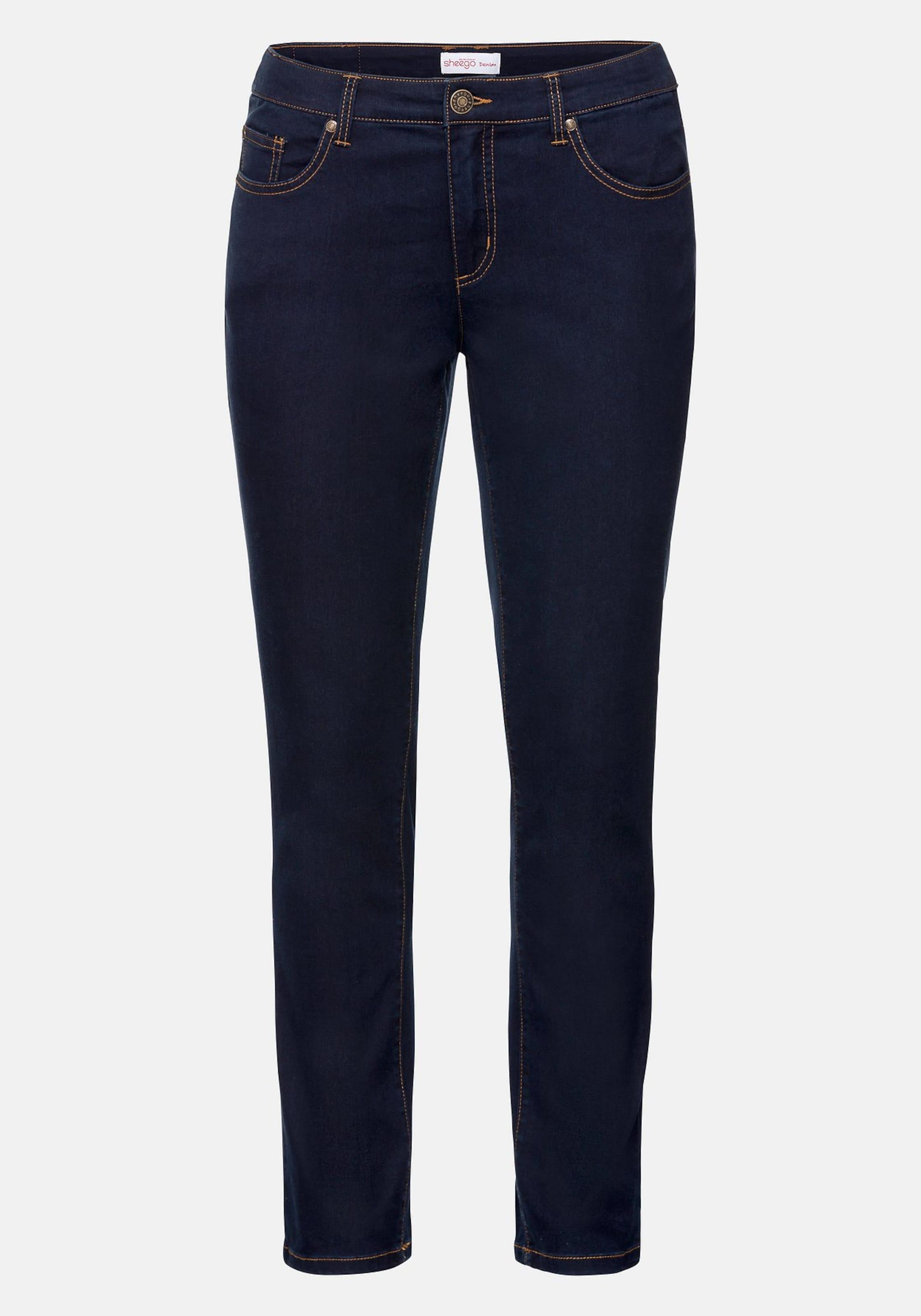 In In Denim Denim Blue Jeans Sheego Sheego Jeans SMVUzp