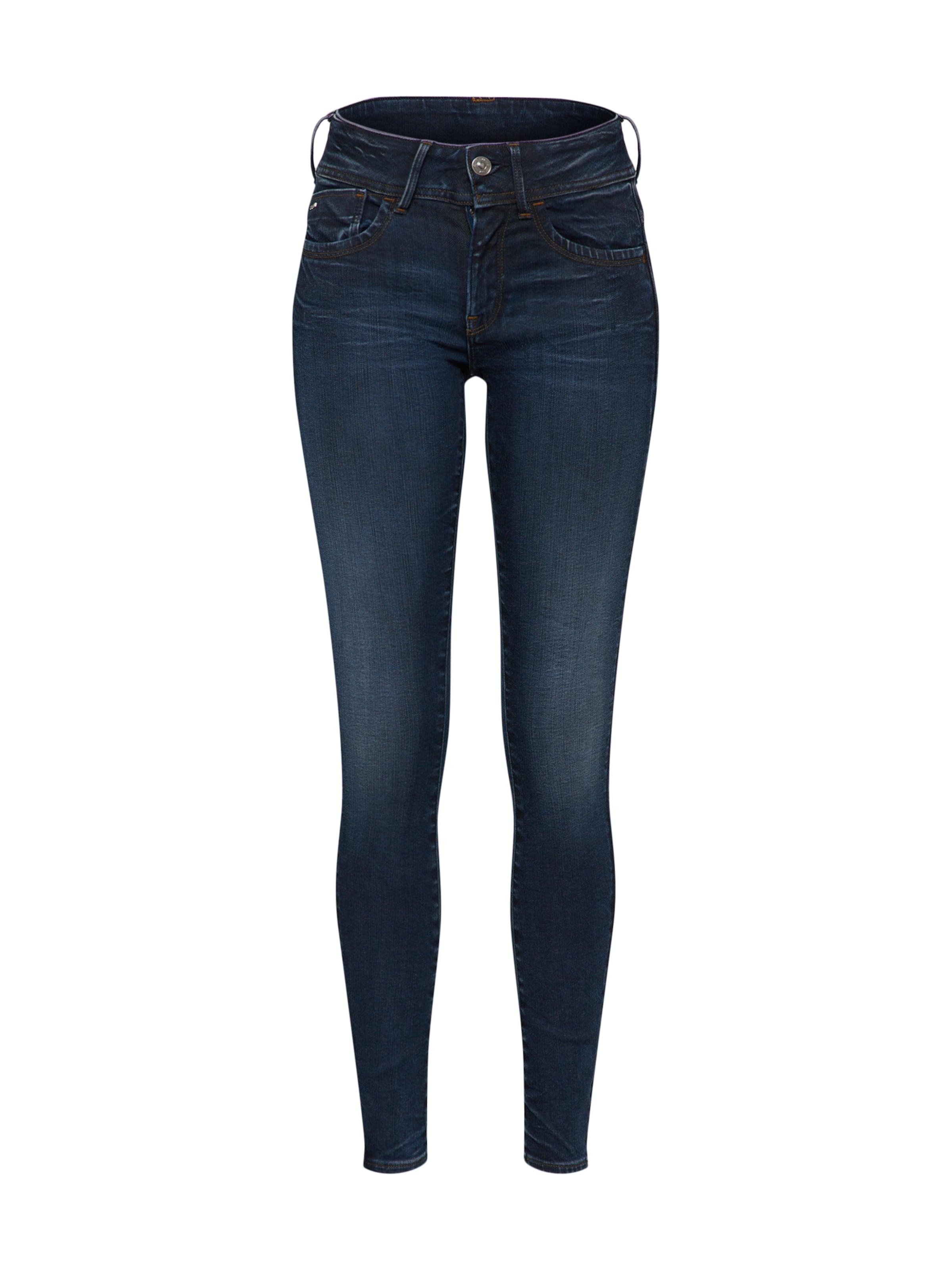 'lynn' Jeans star In G Raw Marine 3jLR45A