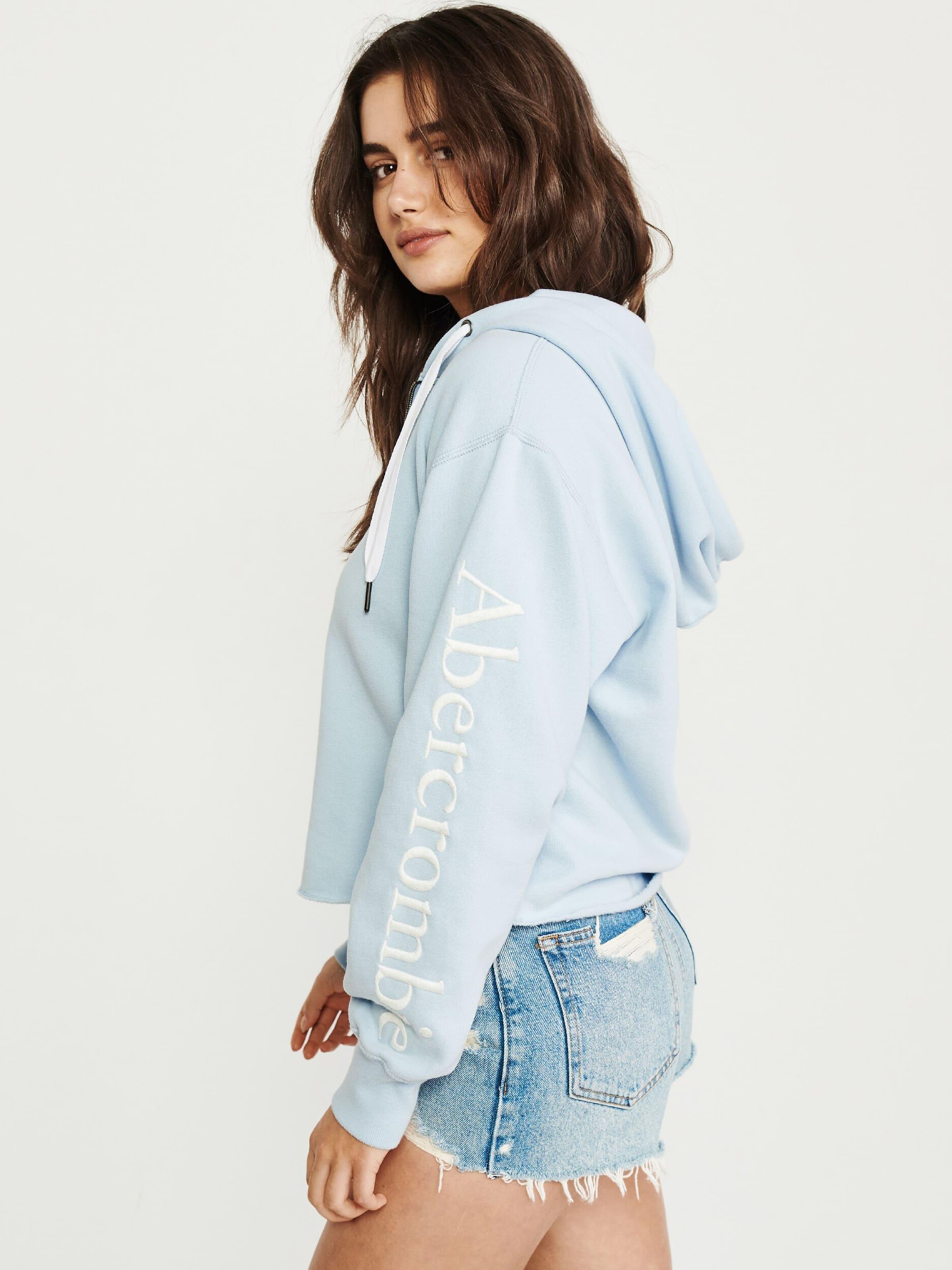Fitch En Bleu Clair Sweat shirt Abercrombieamp; vYfIg7yb6