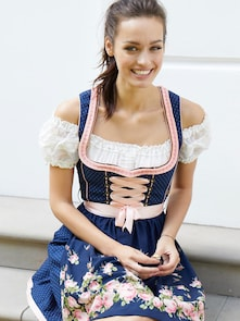 Trachtenmode bei about you kaufen 0 versand for Dirndl fa r mollige