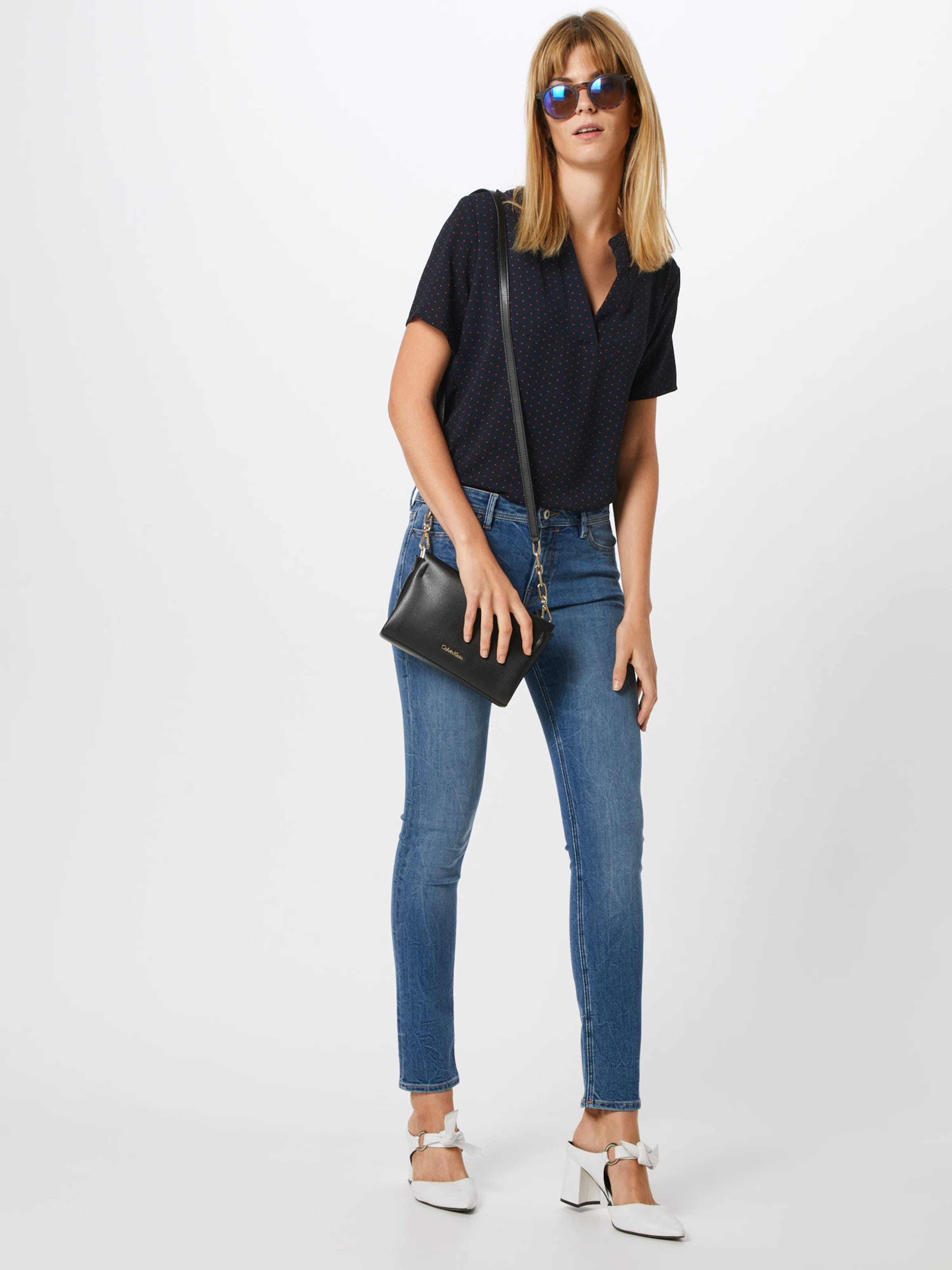Denim Jean Denim' By Bleu En Lr Pants Esprit 'rcs Edc Slim nN80wOmv