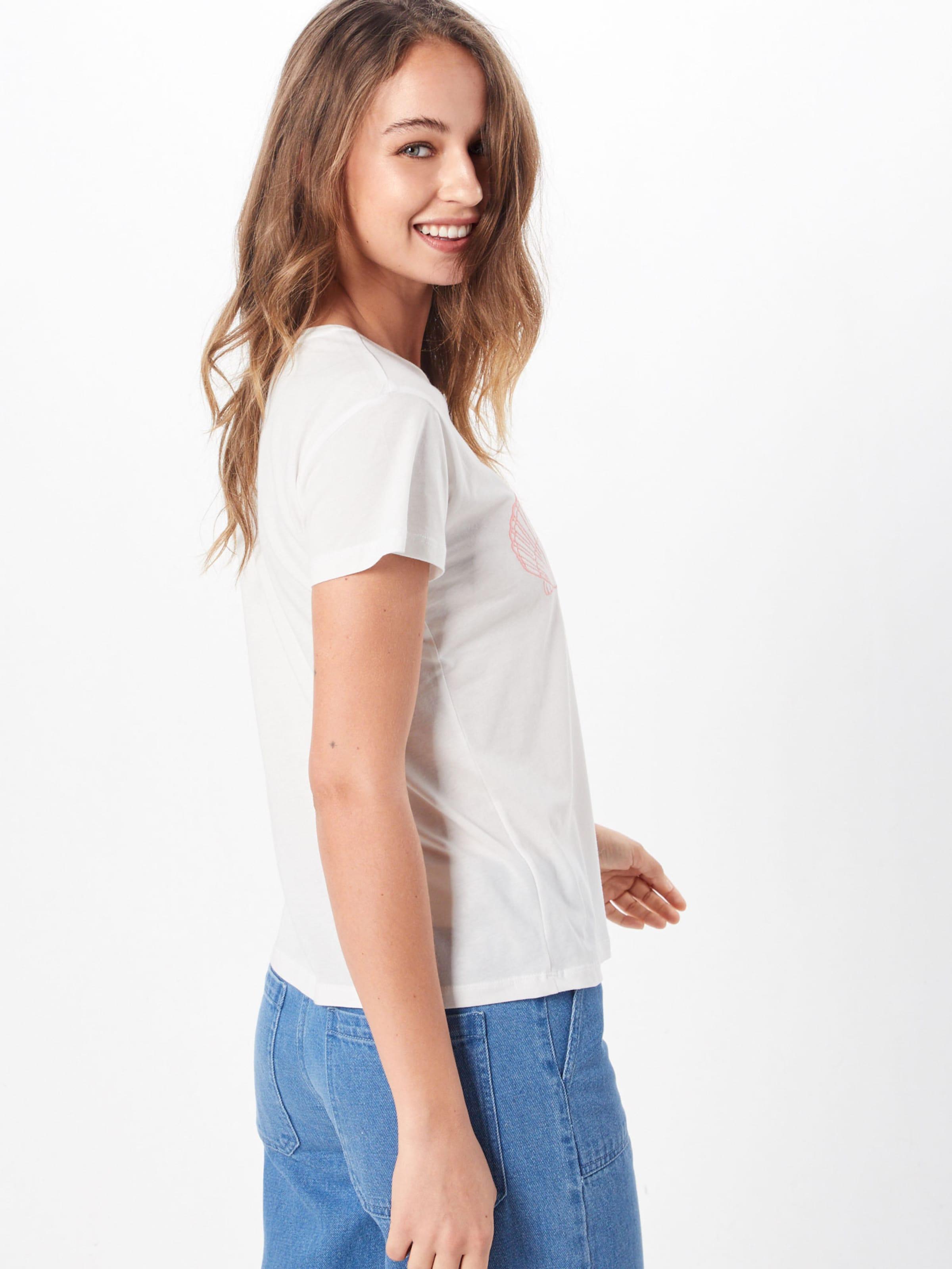 Review 'embroobs' Blanc En T shirt Cassé 34ARj5L