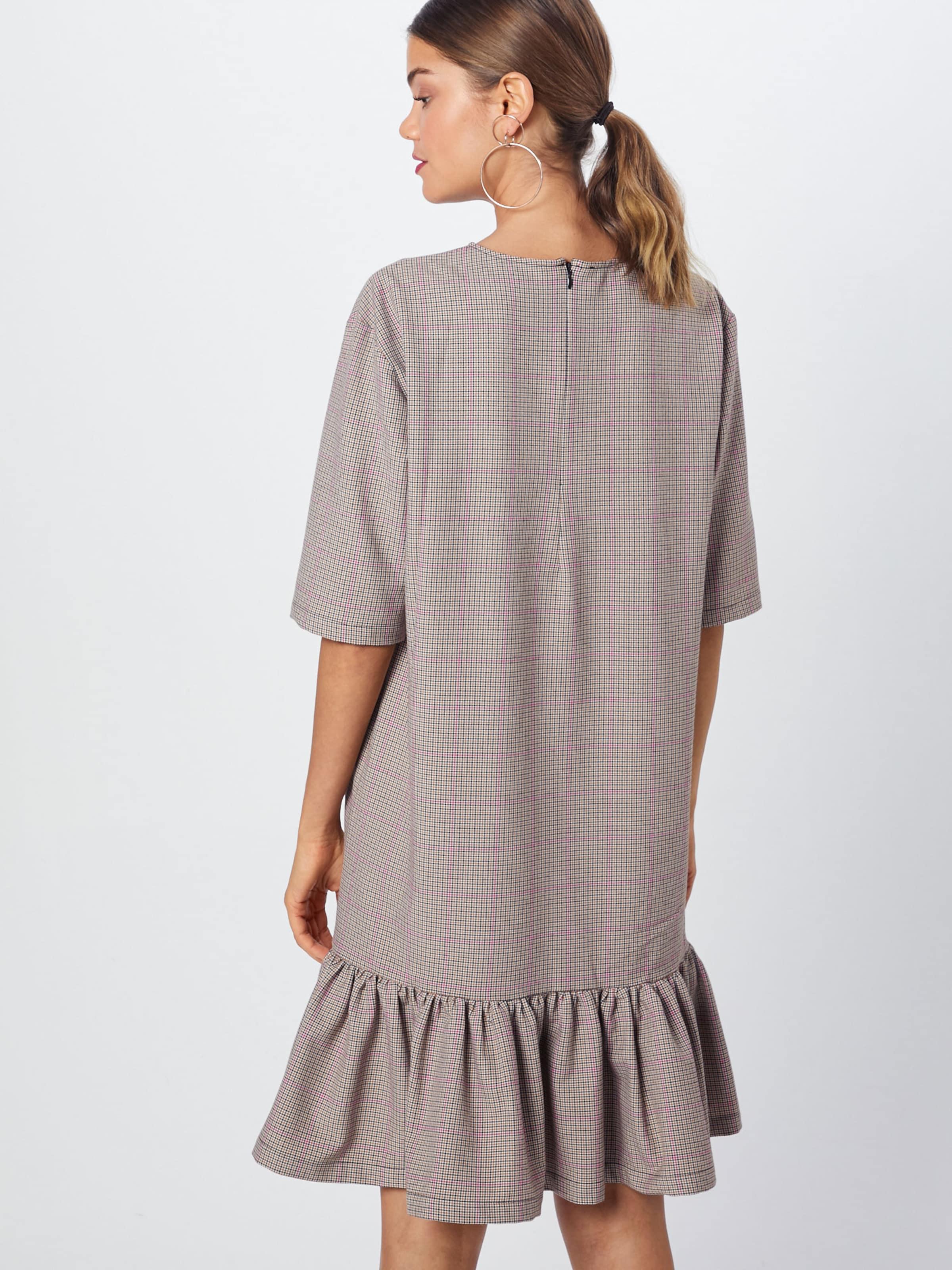 En Designers Robe Remix 'babette Beige Ruffle Dress' tsCQrhd
