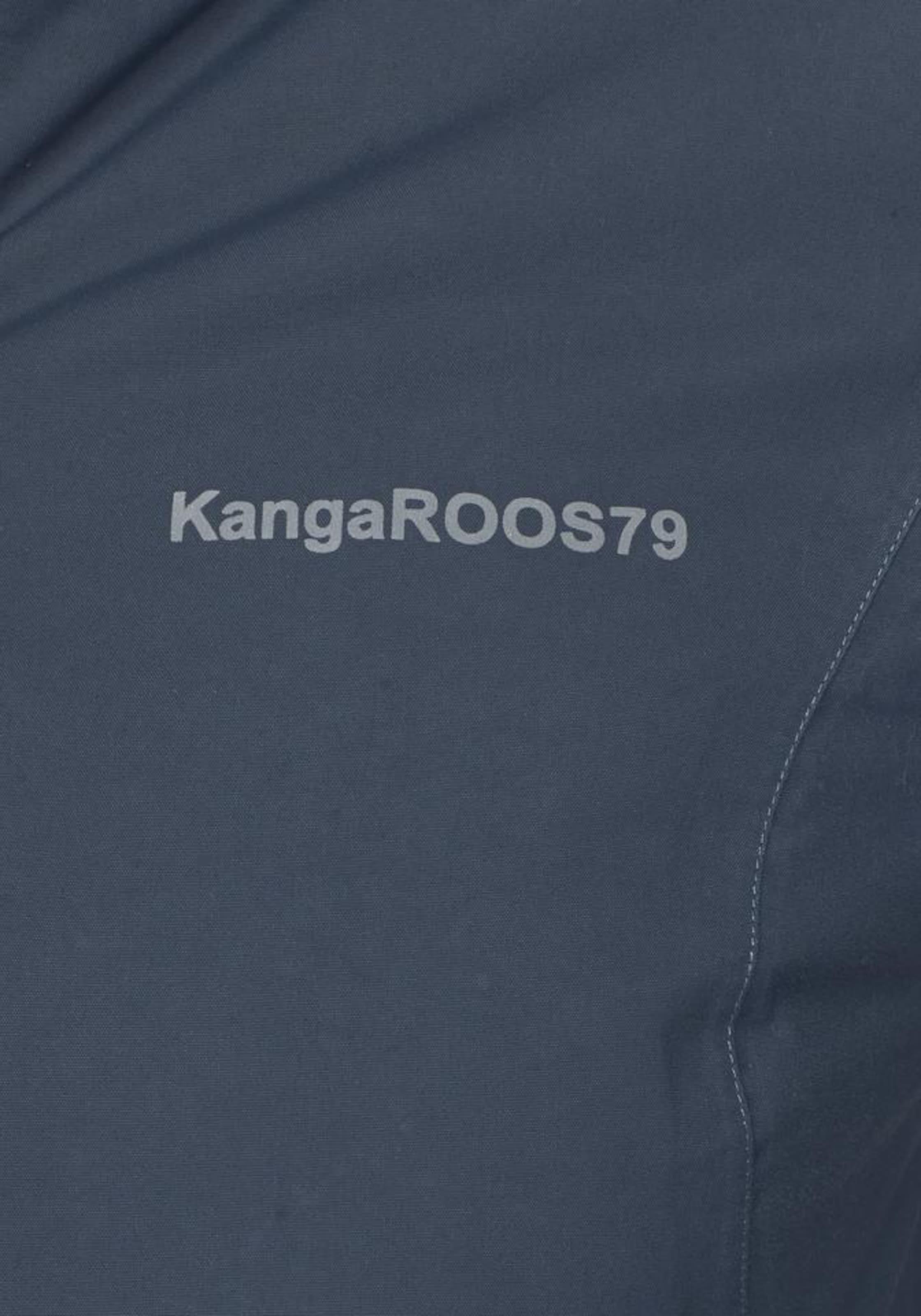 In BlauMarine Rauchblau Kangaroos Parka Taubenblau xQEdoWrCBe