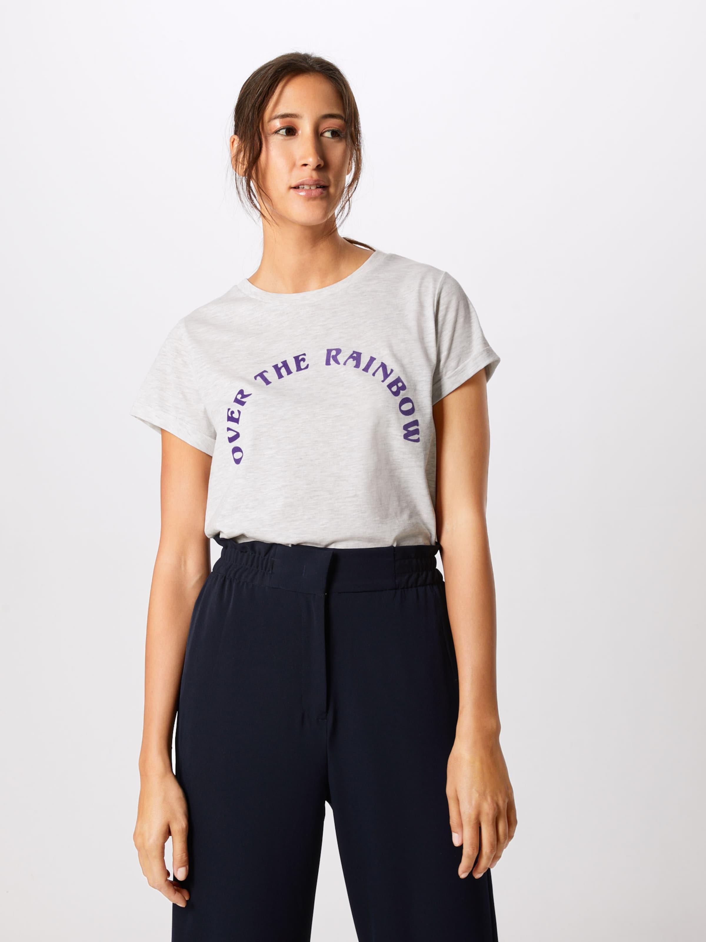 shirt Catwalk T 'ts ChinéViolet Gris Rainbow' En Junkie FK3Jc1Tlu