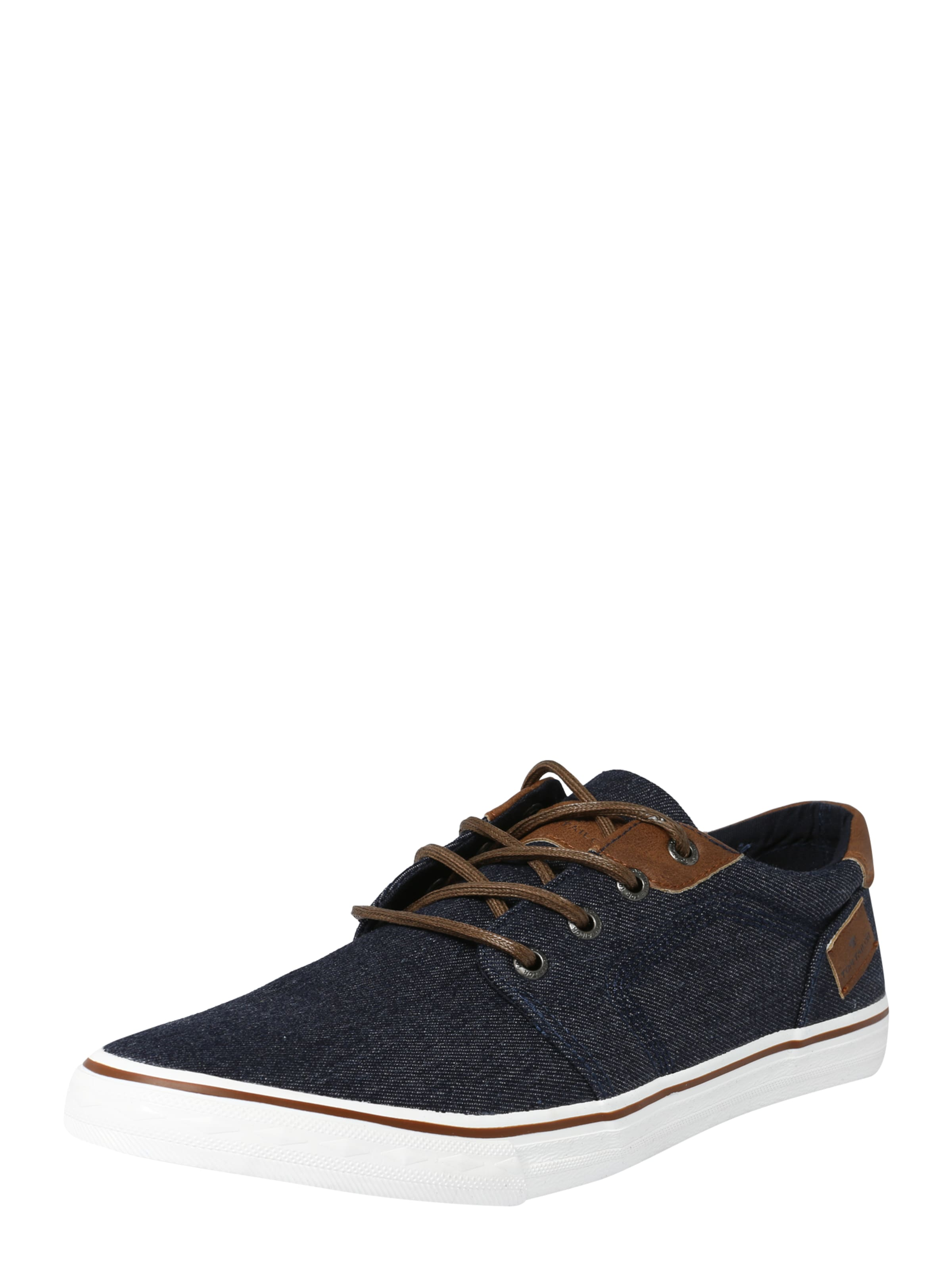 Laag Tom Sneakers Tailor Navy In 3AR5qjL4