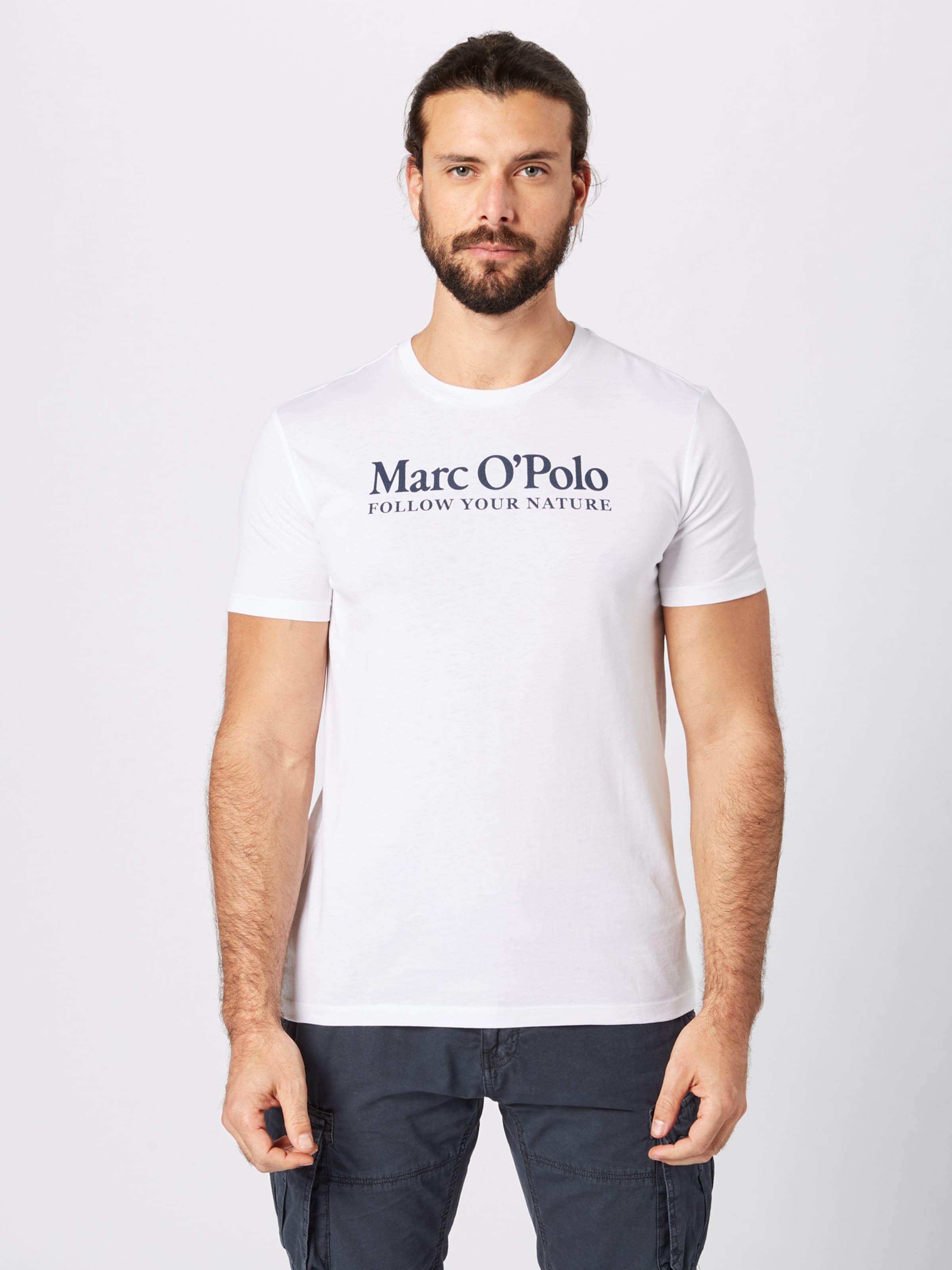 En shirt NoirBlanc O'polo T Marc CBerdxo