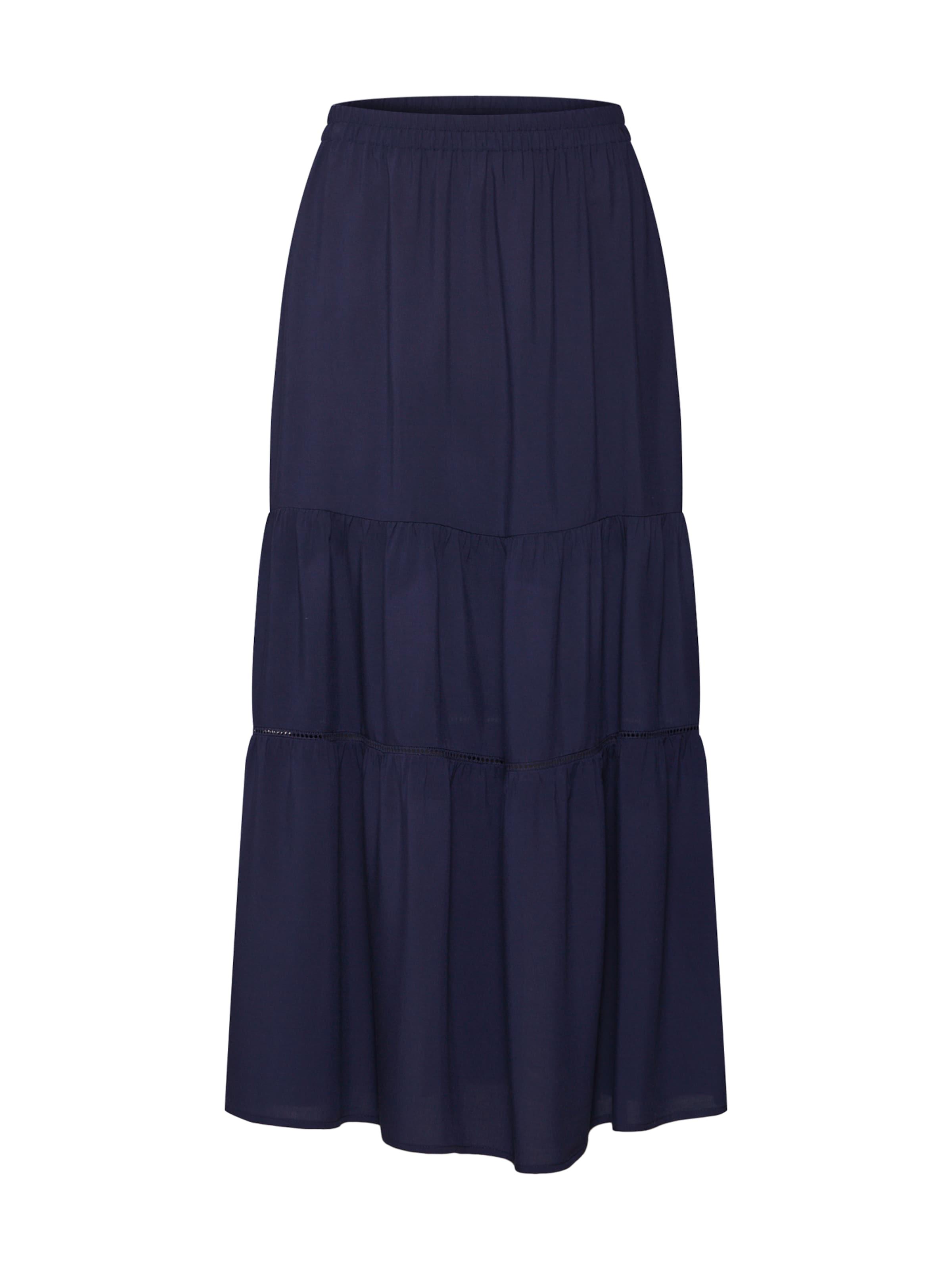 'jdykaya De Jupe En Wvn' Bleu Lace Yong Skirt Jacqueline Marine WI2EH9DY