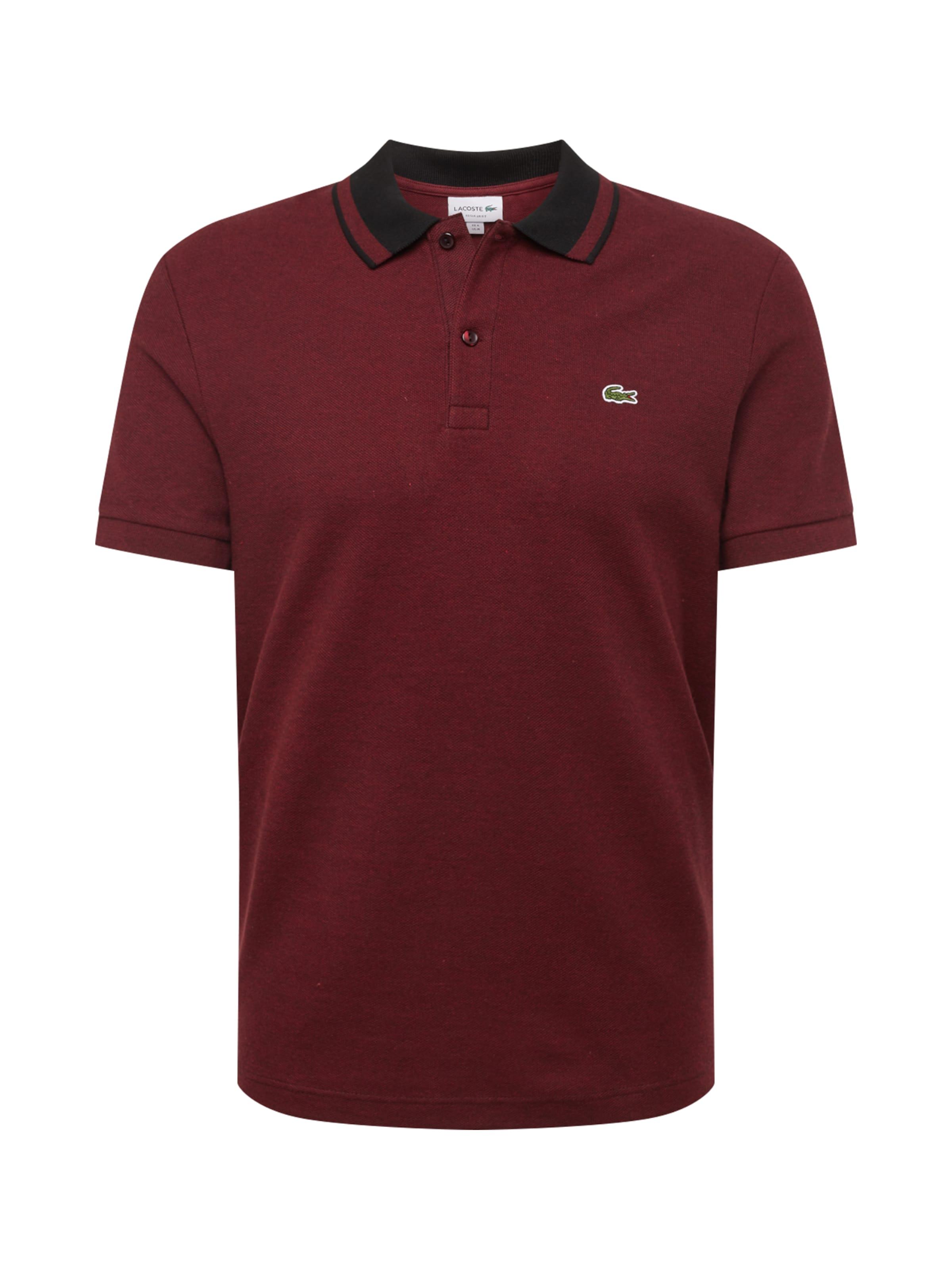 Lacoste shirt En T 'chemise Col cotes Ma' Bord Indigo N0wP8OXnkZ